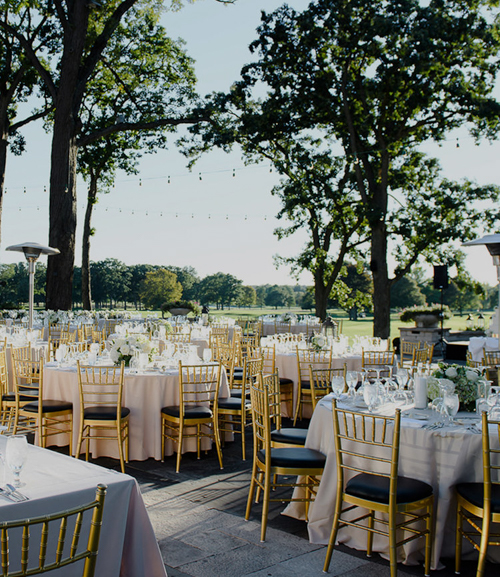 elegance under the stars - exmoor country club