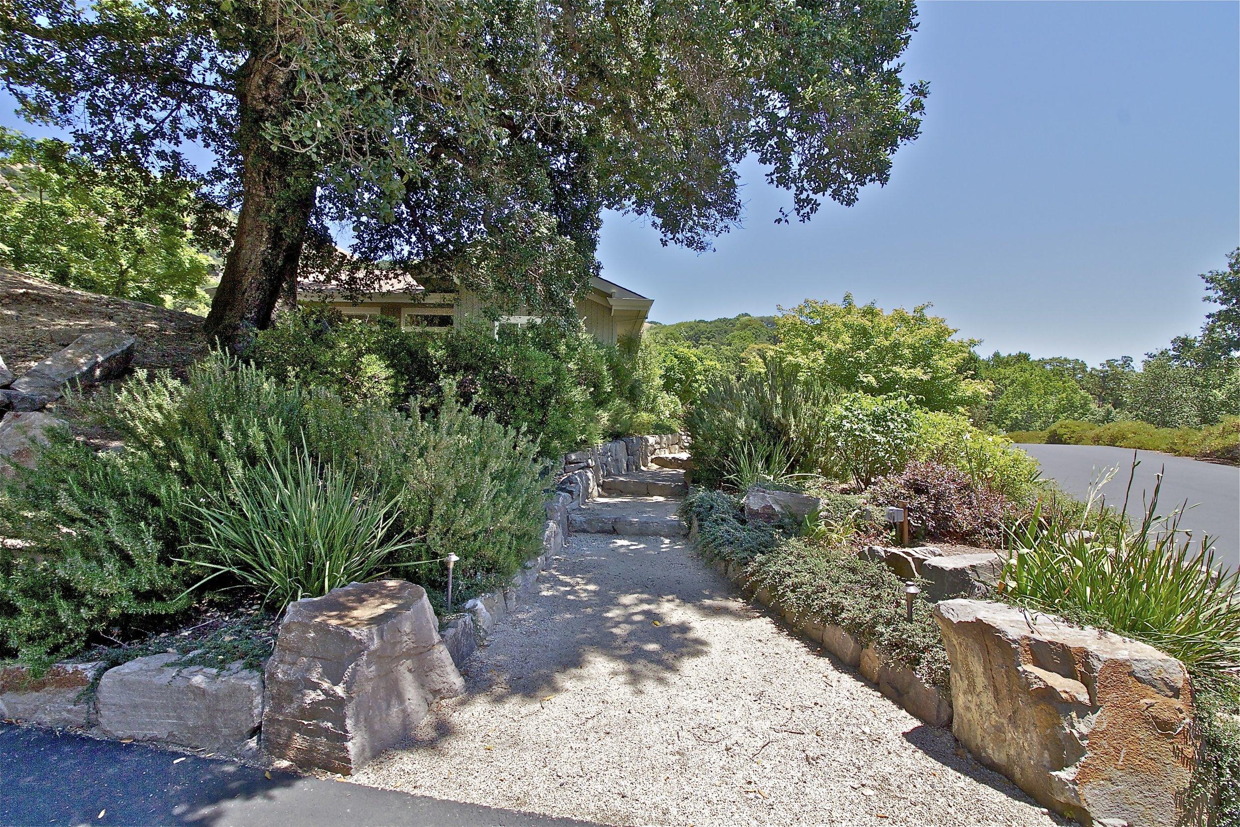 14. Stone pathway - landscaping.jpg