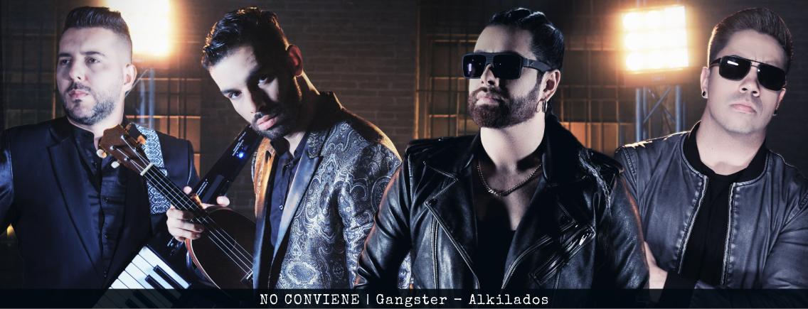 NoConviene Gangster Alkilados