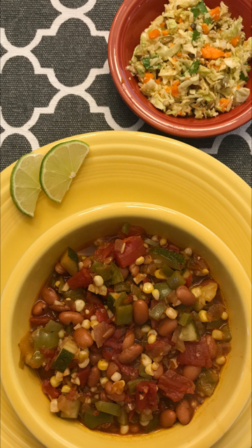 Veggie Chili with Tex-Mex Slaw.PNG