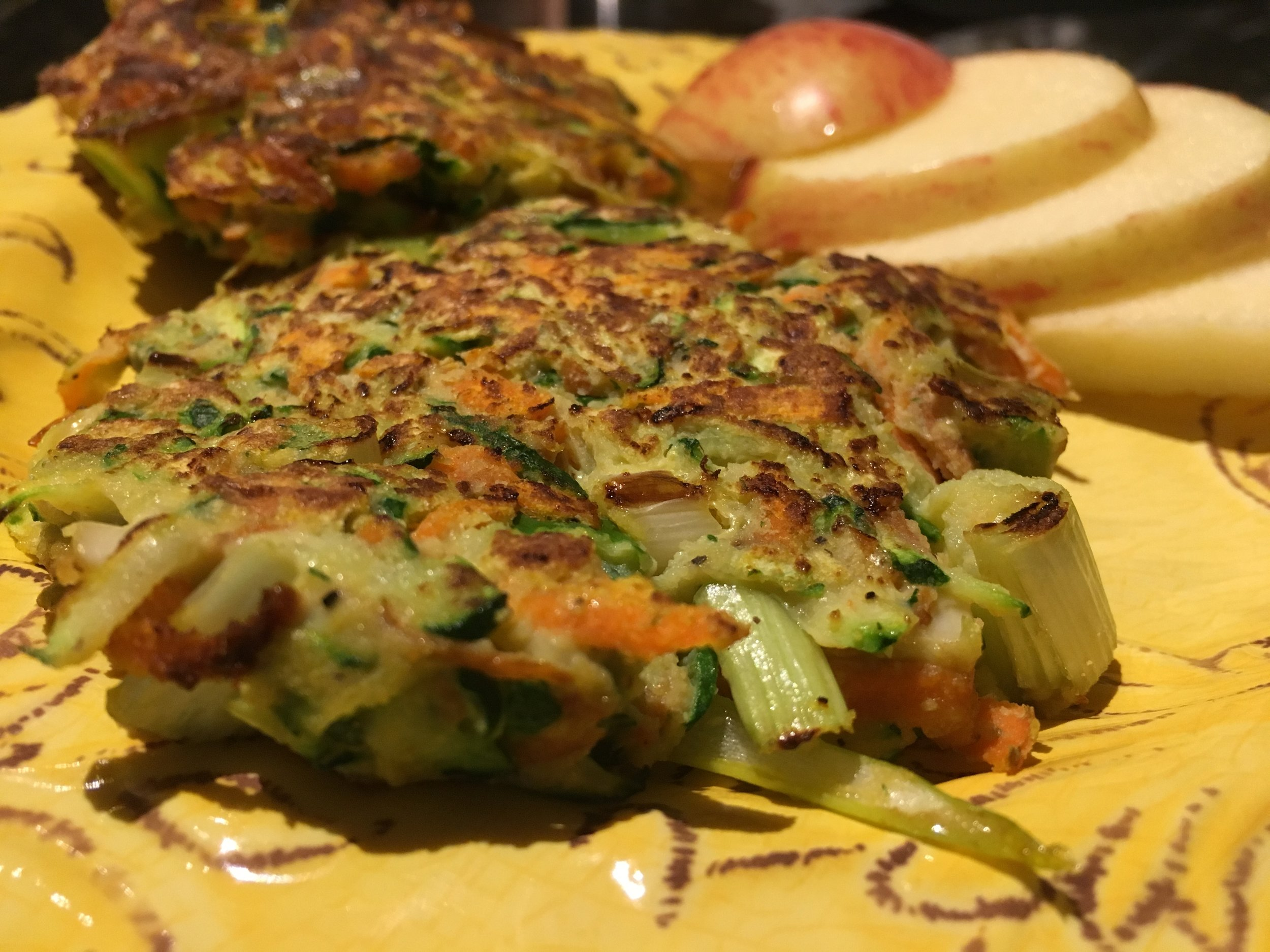 Vegetable Pancakes.JPG