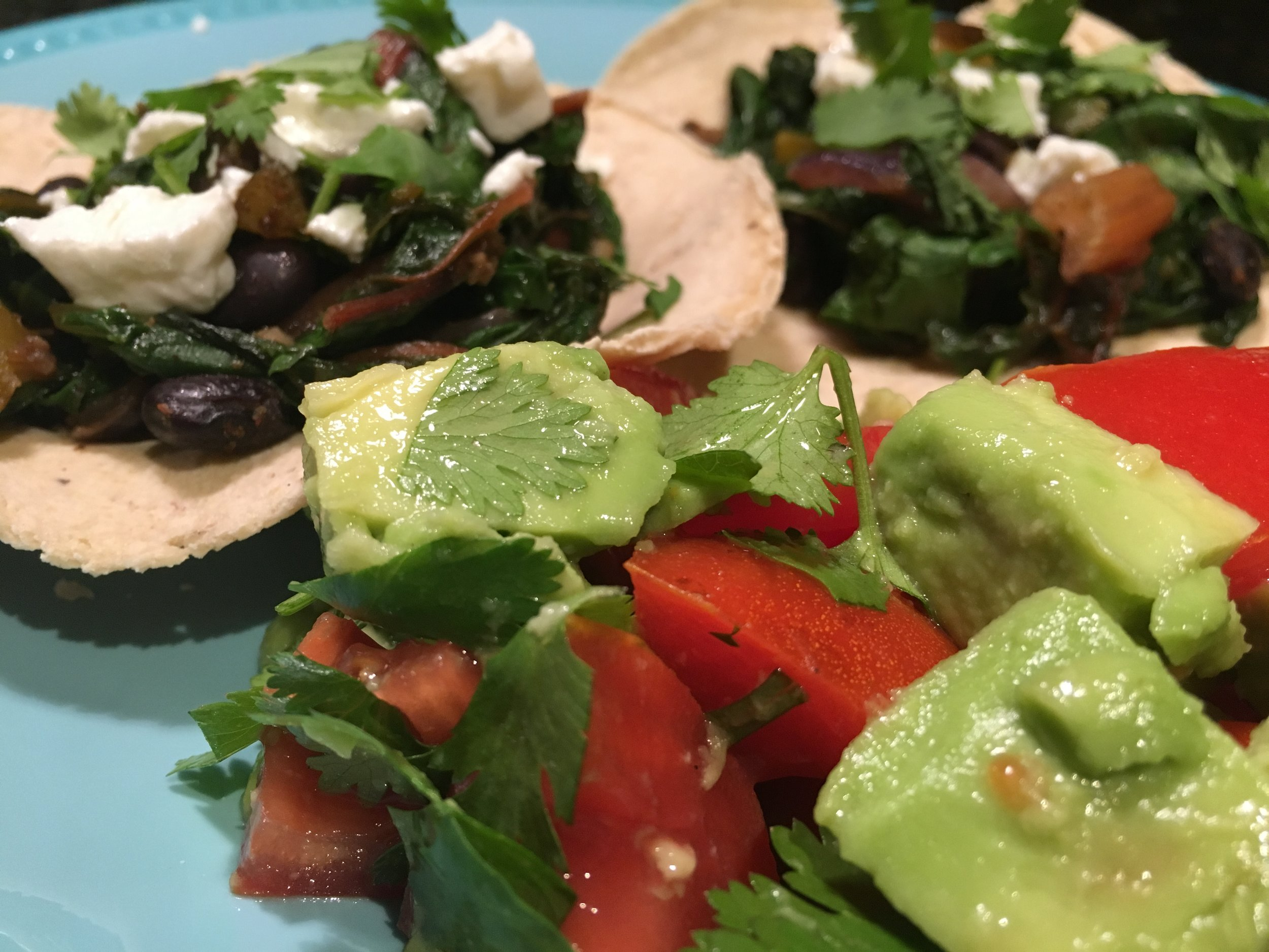 Beans and Greens Tacos with Avocado Salad.JPG