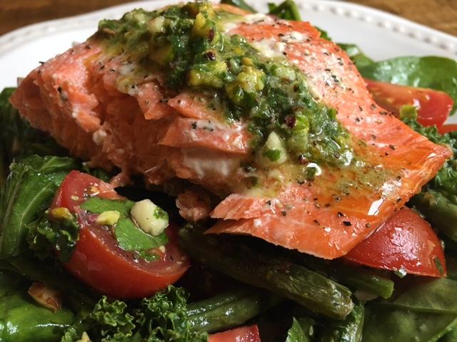 Grilled Salmon w Chimichurri.JPG