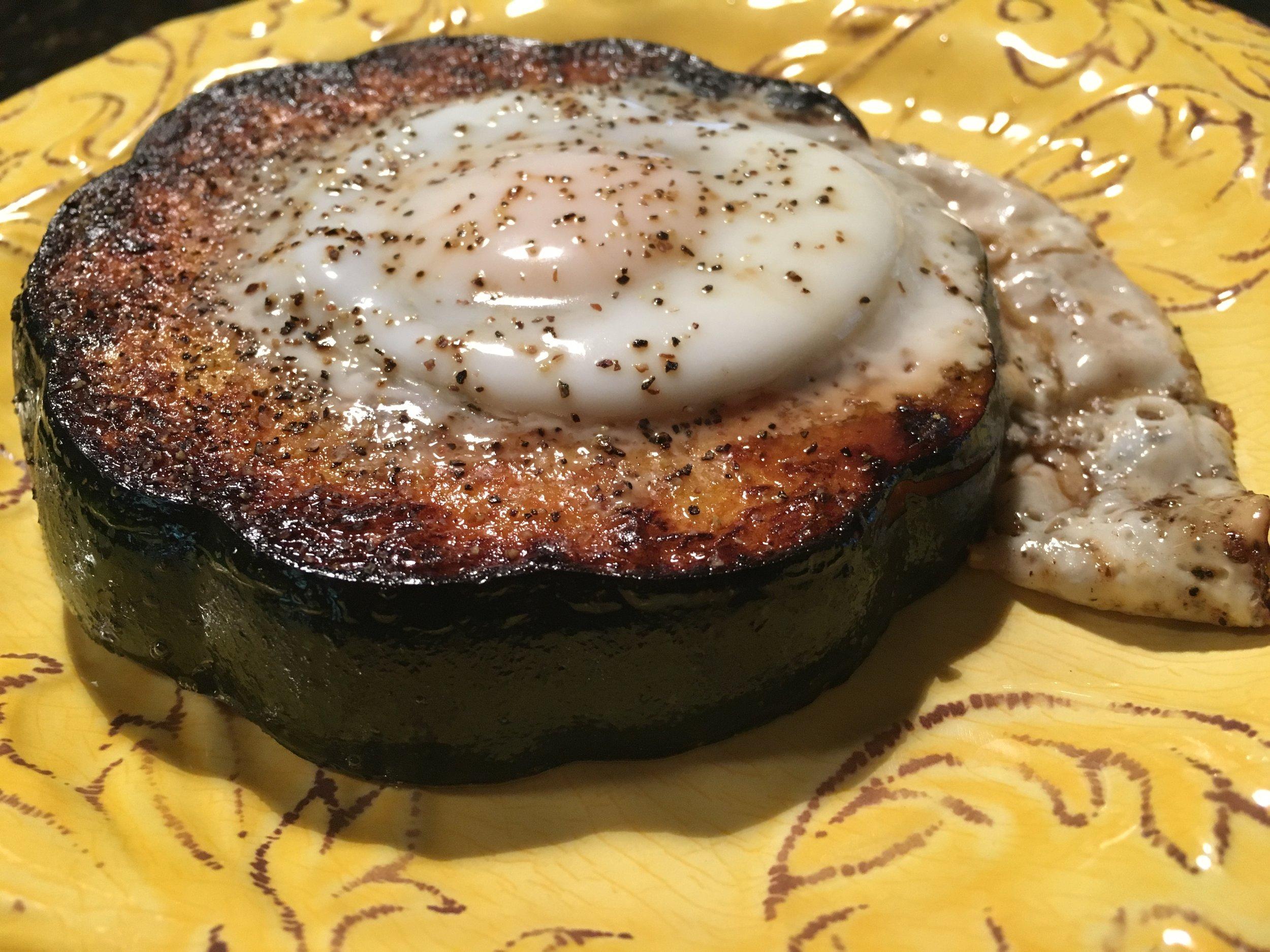 Eggs-in-a-hole w bacon.JPG