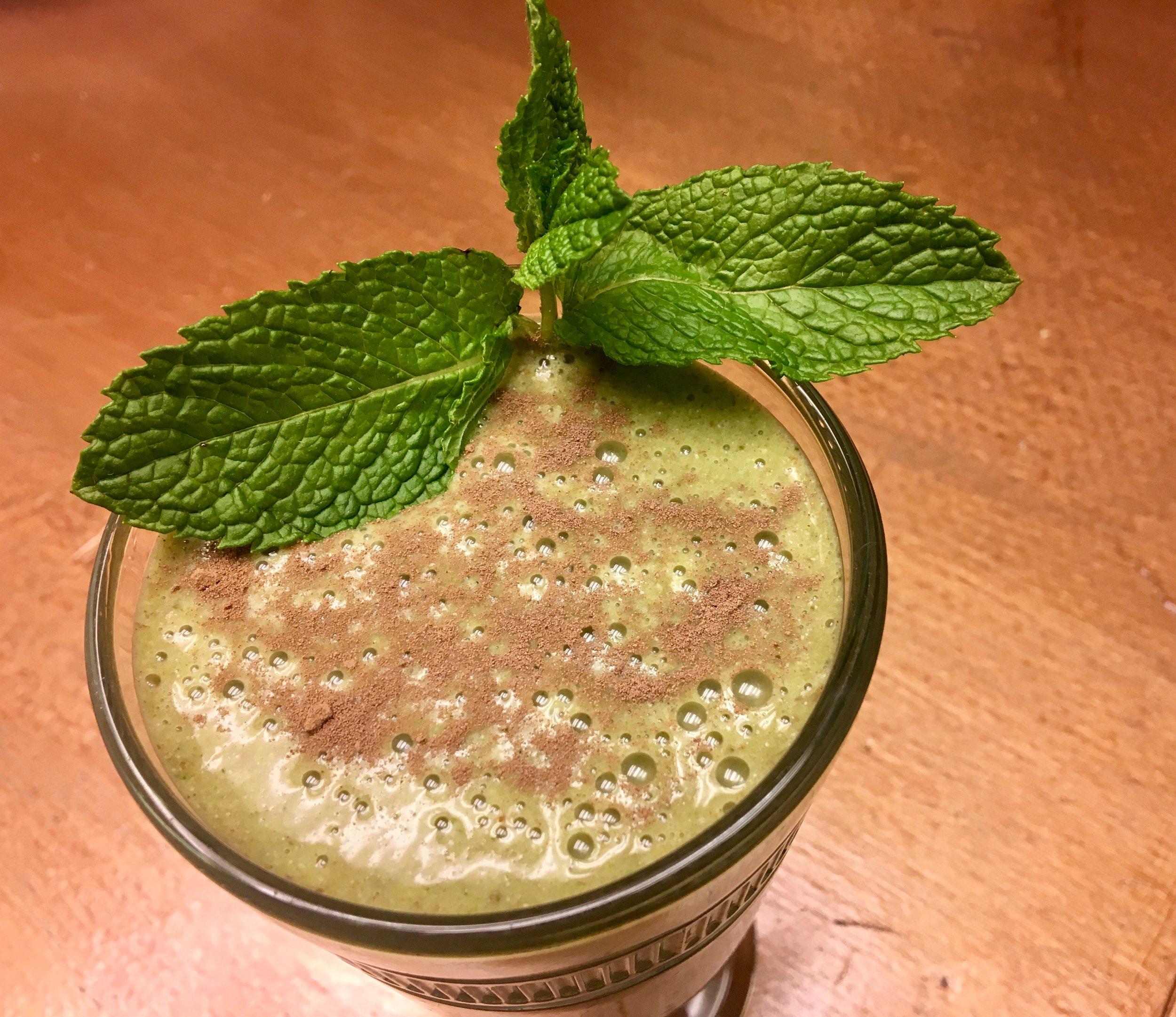 Chocolate Mint Smoothie.JPG