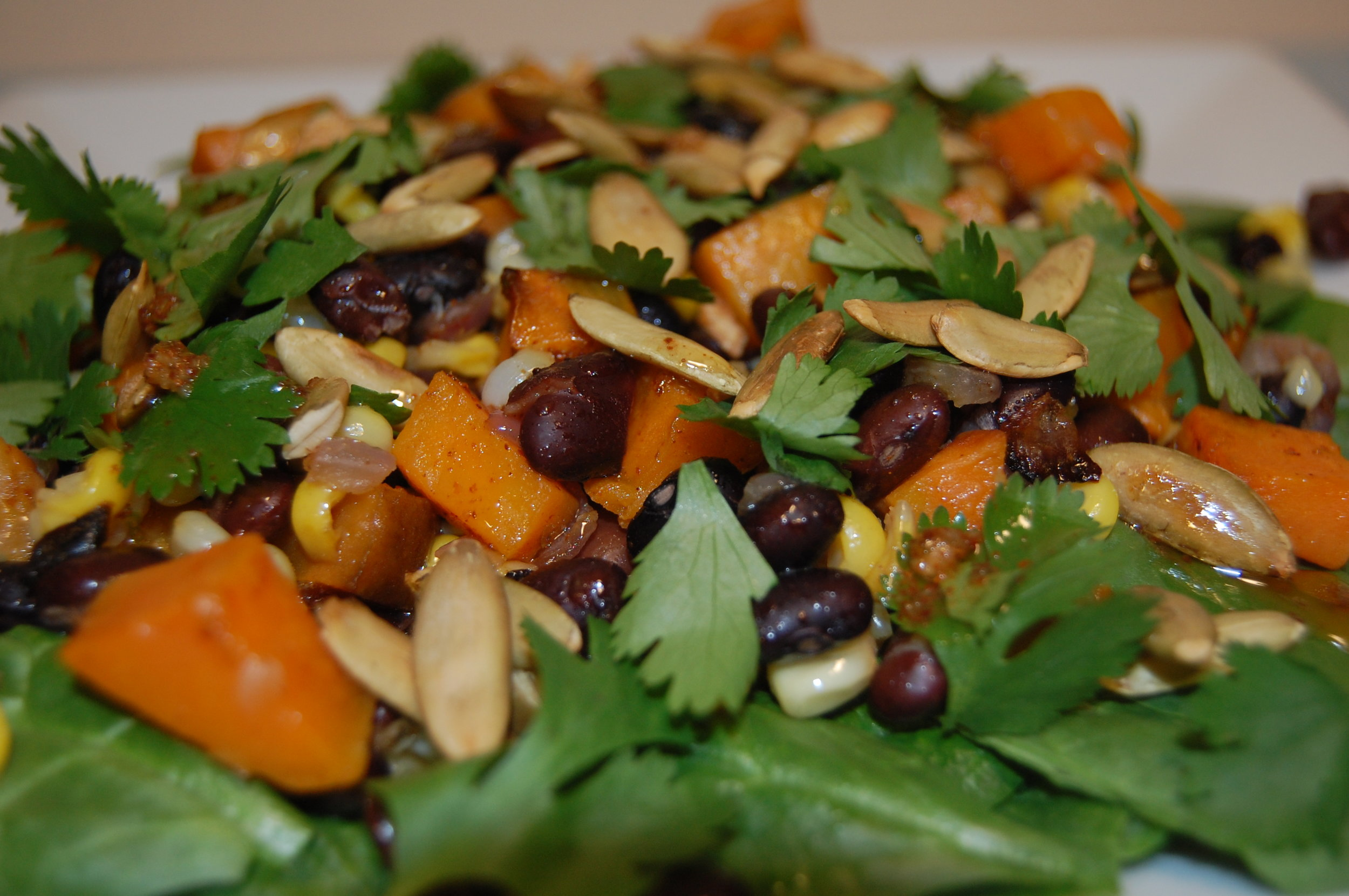 Roasted Sweet Potato & Black Bean Salad.JPG