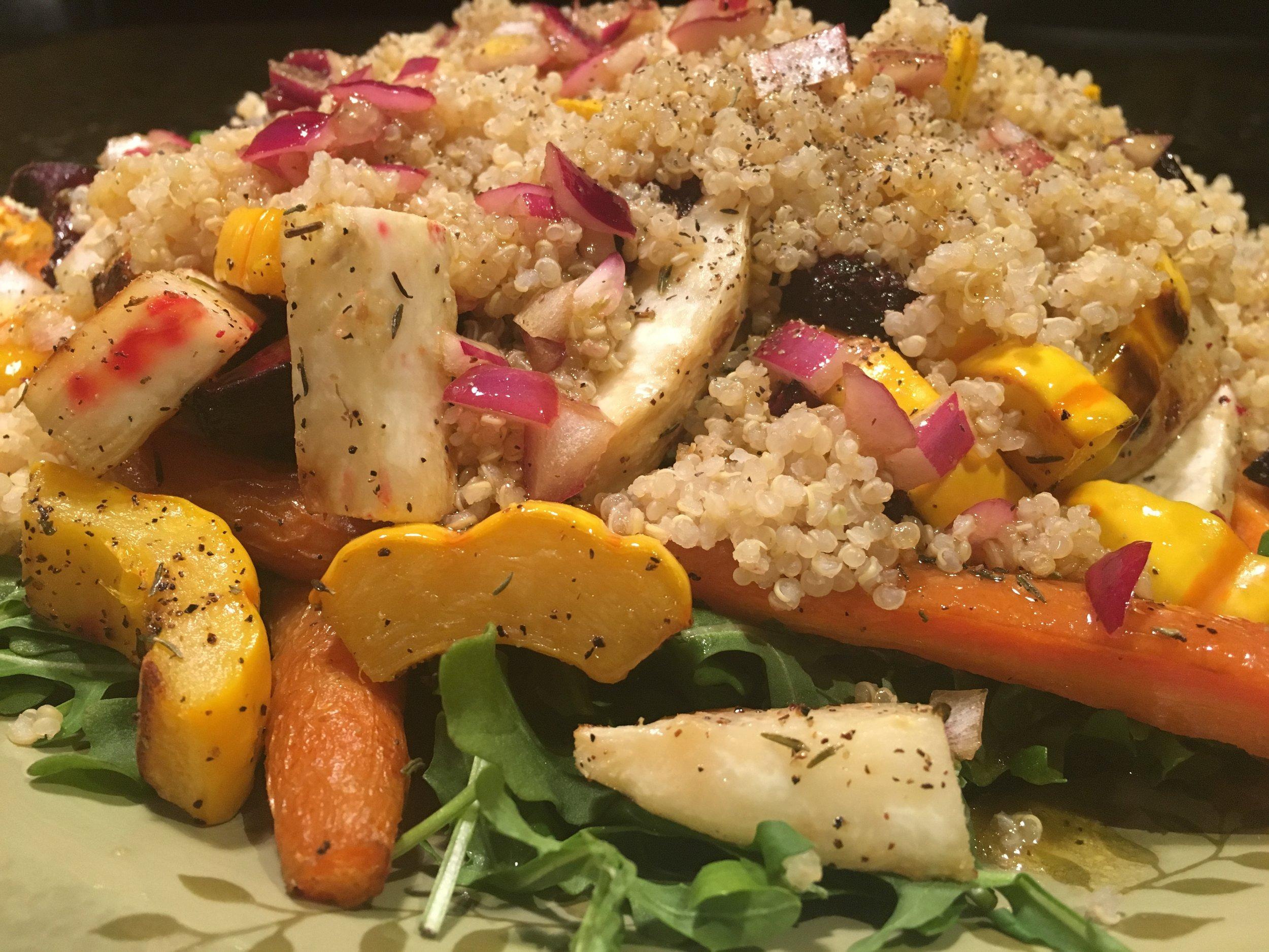 Roasted Veggie & Quinoa Bowl.JPG