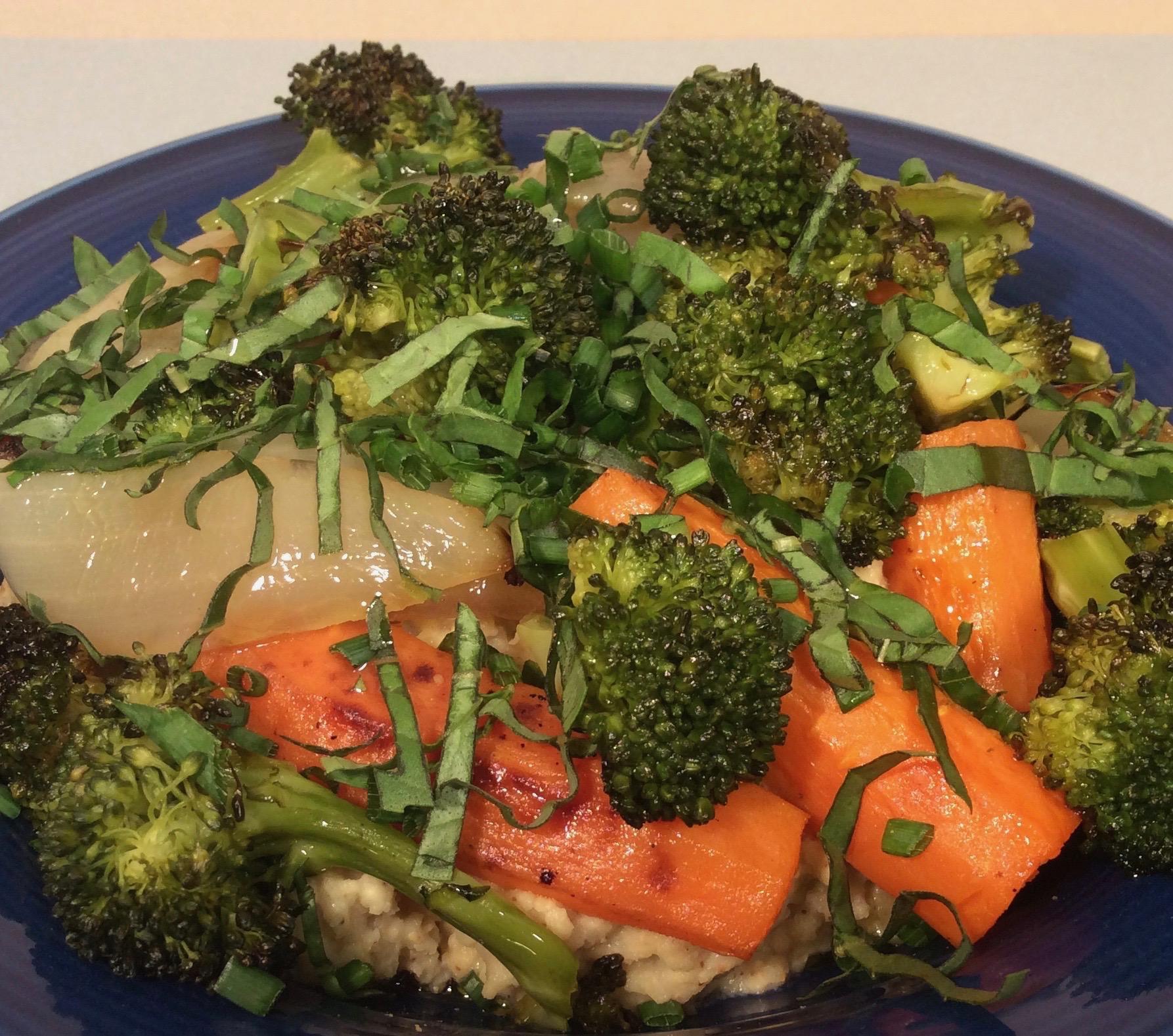 Herb Roasted Vegetables w White Beans.JPG