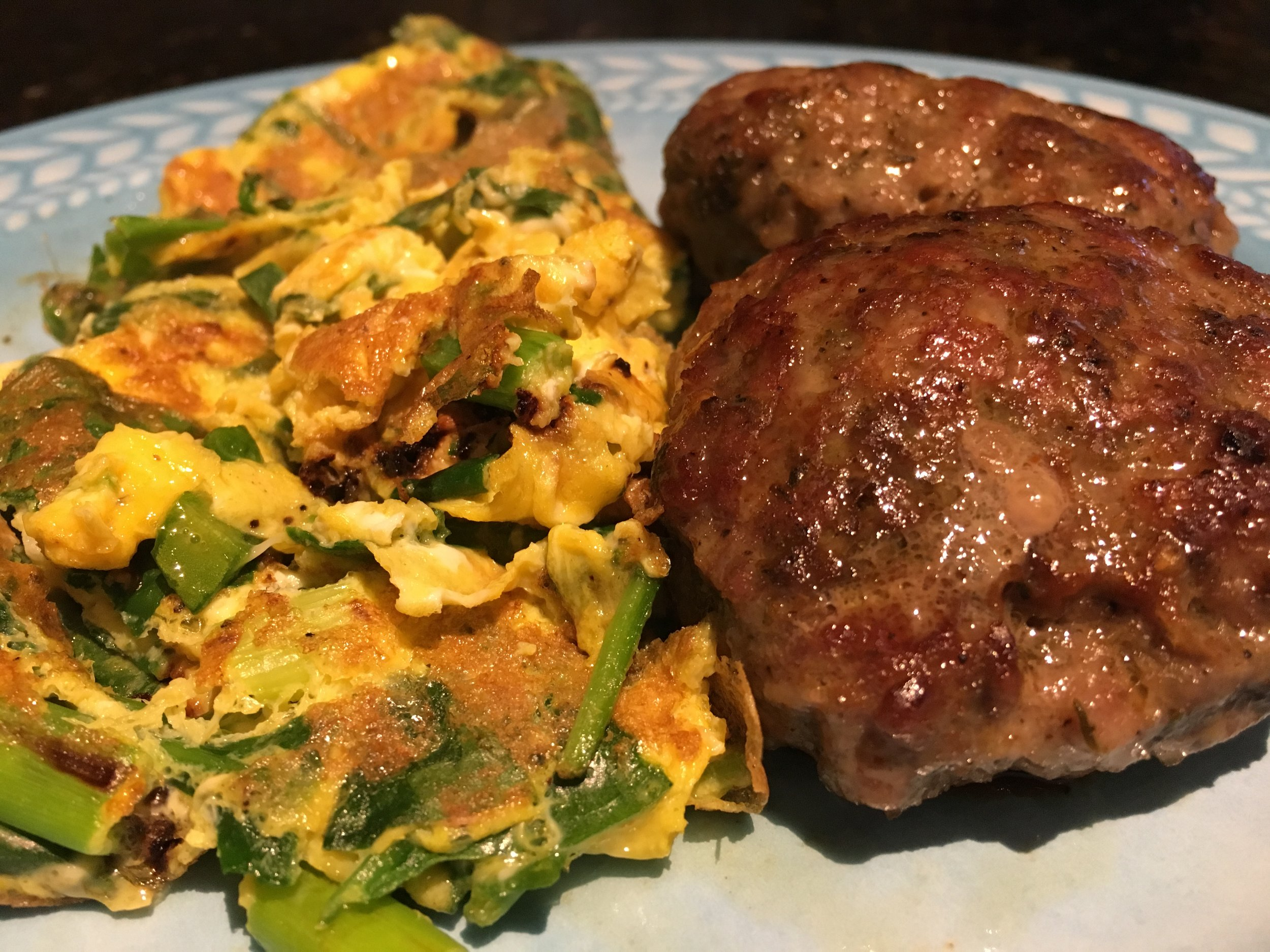 Eggs & Homemade Breakfast Sausage.JPG