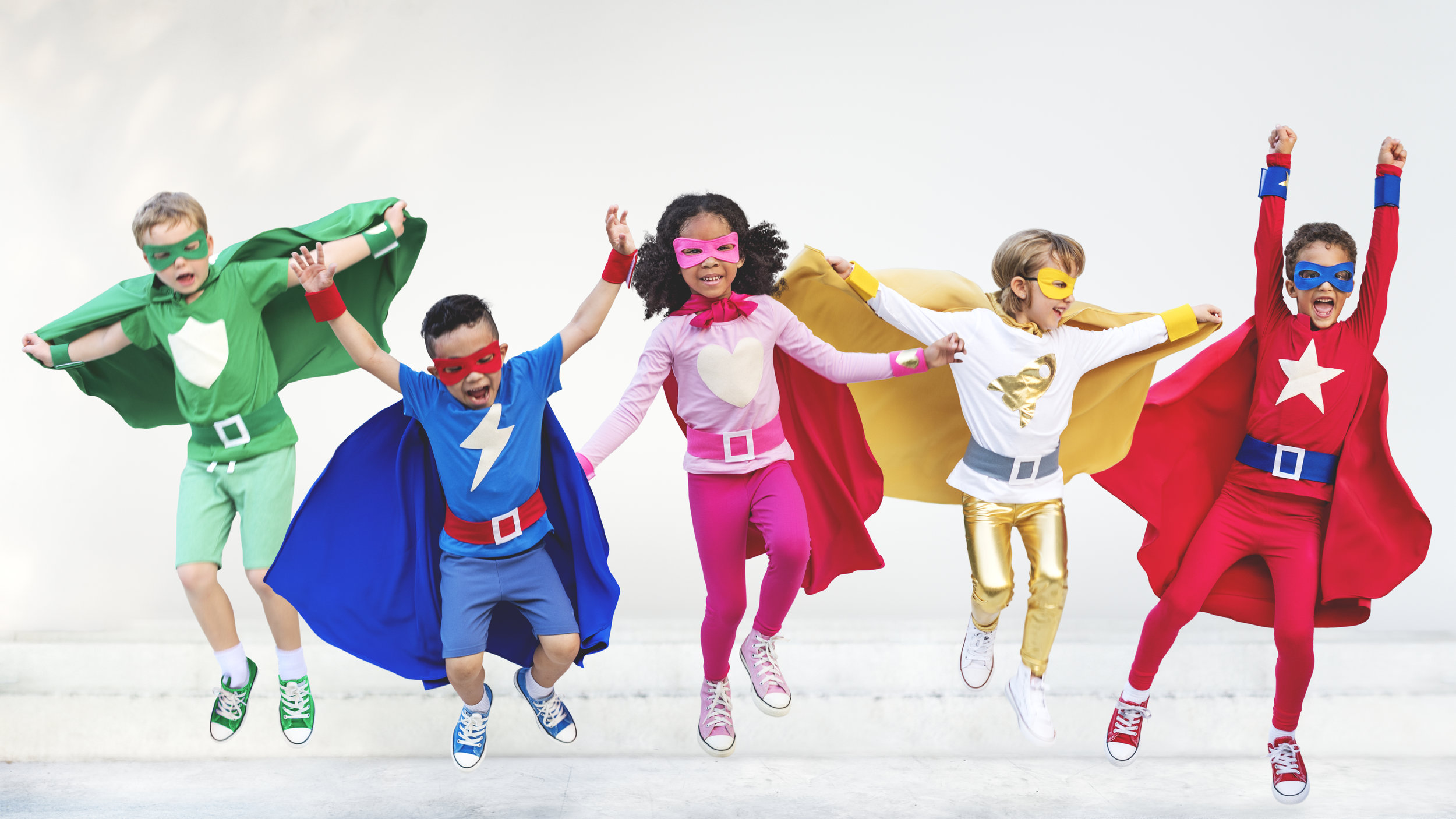 Virtual School Kids Fun