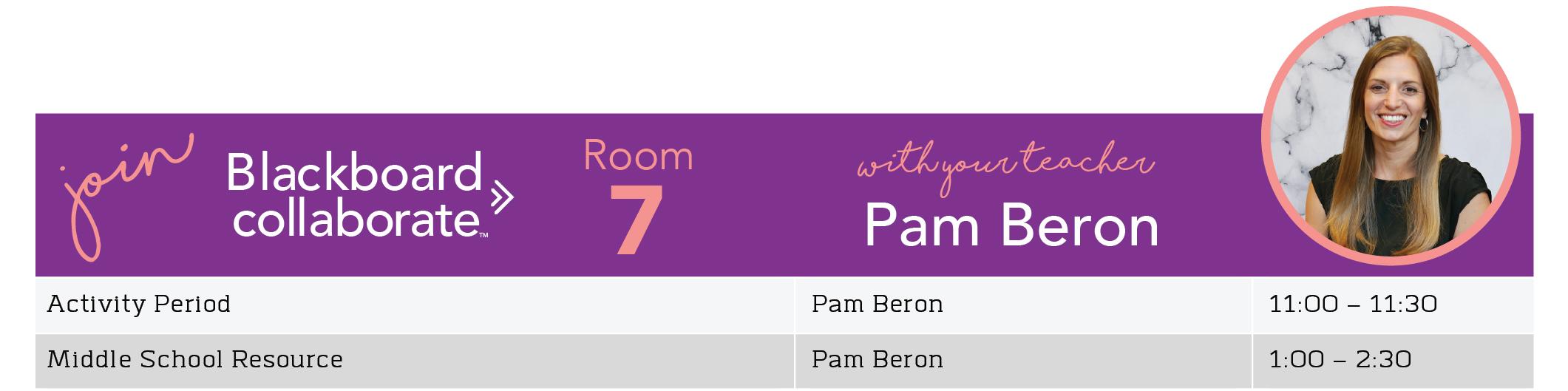Pam Beron