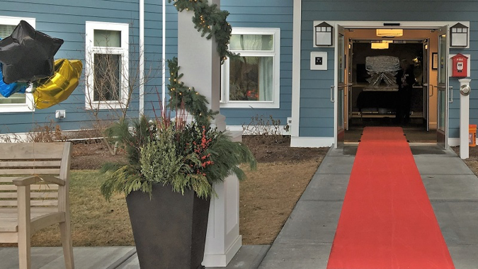 Clapboardtree rolled out the red carpet for its anniversary guests.