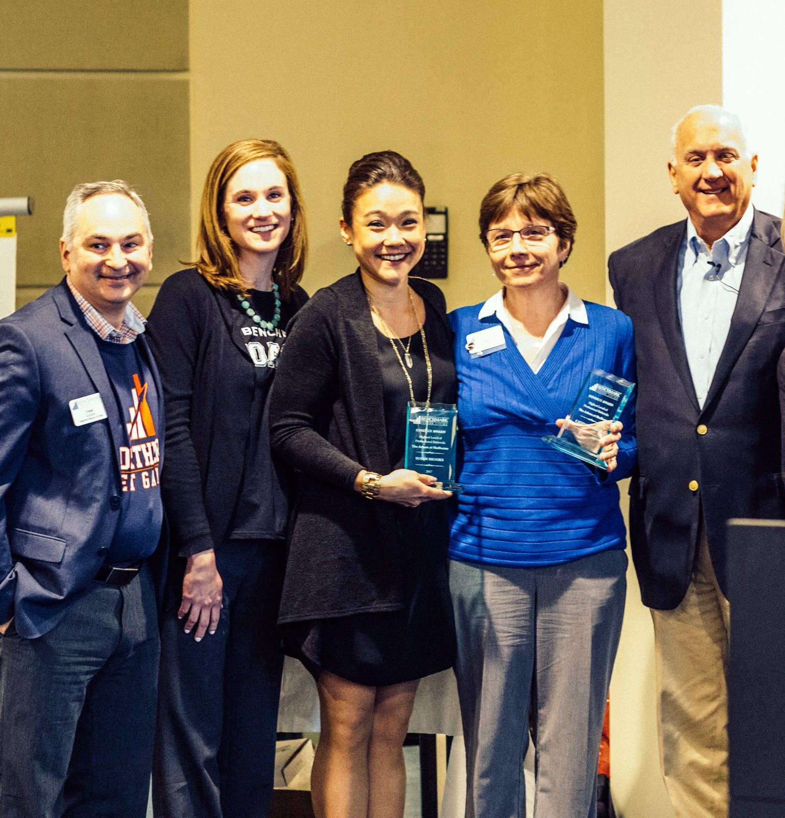 The Synergy Award - Highest results from professional referrals