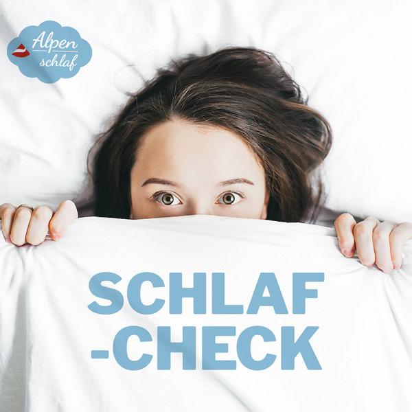 Wie gut schläfst Du? - Schlechter Schlaf ist leider zu einem Massenphänomen geworden - jeder dritte Erwachsene im deutschsprachigen Raum leidet darunter. Unser Schlaf-Check sagt Dir, wie es um Deinen persönlichen Schlaf bestellt ist. Und hilft Dir auf dem Weg zu einem guten Schlaf. Denn ein guter Schlaf ist natürliche Energiequelle und Jungbrunnen zugleich.
