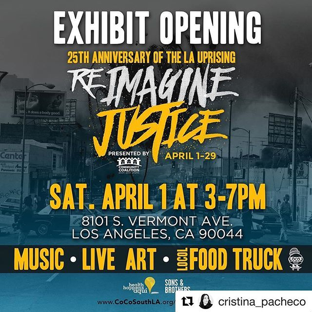 Documenting the installation of this awesome exhibit at @cocosouthla.  Lots of hard work by CoCo staff and production team led by @cristina_pacheco.  Opening is Saturday afternoon.  Come check it out!