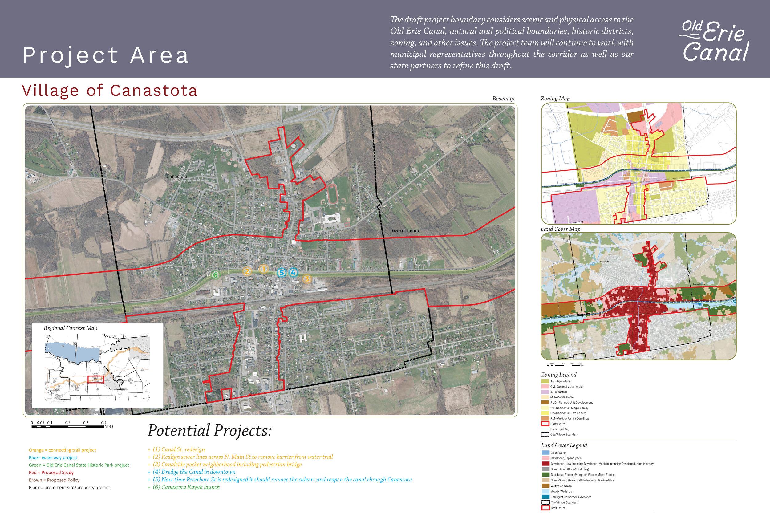 Village of Canastota -