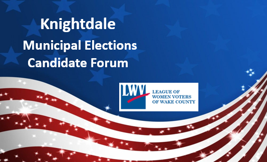 knightdale candidate forum.PNG