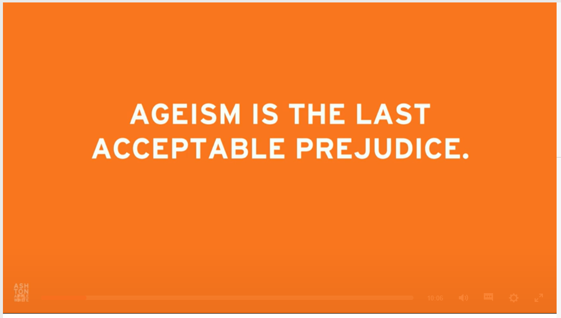Let's End Ageism