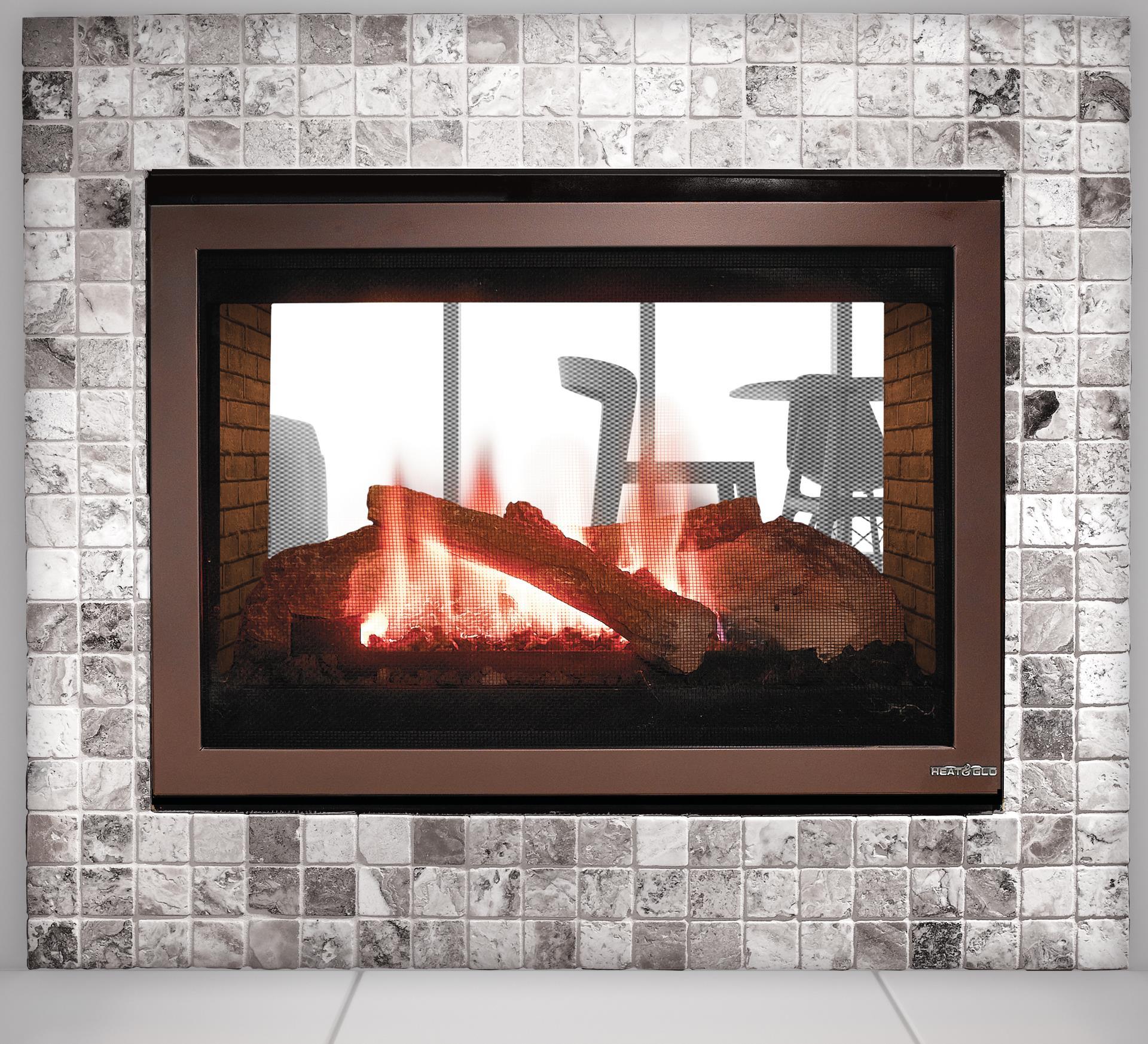 Heat & Glo ST-550 32''