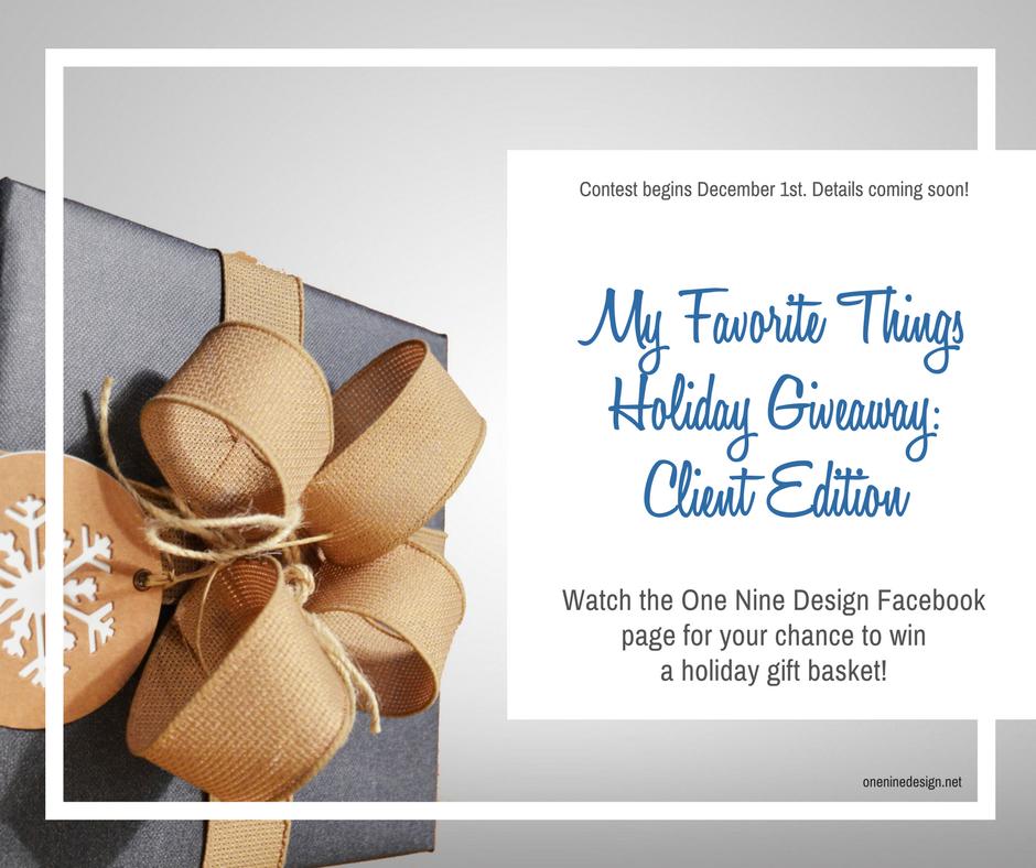 One Nine Design Holiday Giveaway teaser post.png