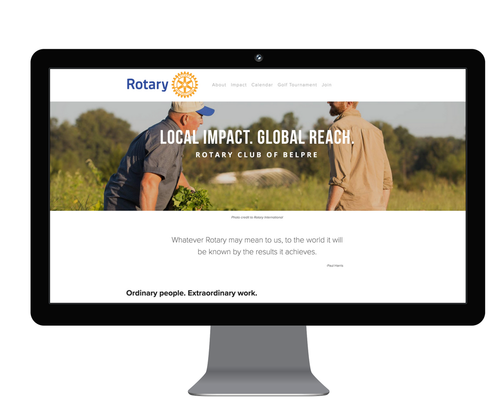 Rotary Club of Belpre, Ohio