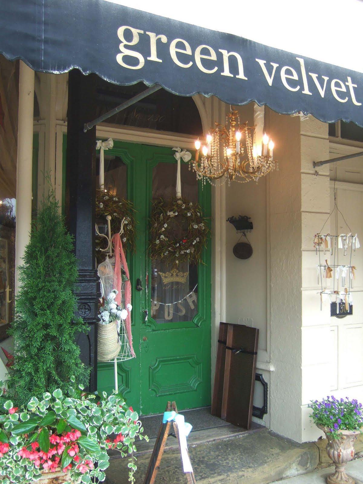 Shopping - Green Velvet.jpg