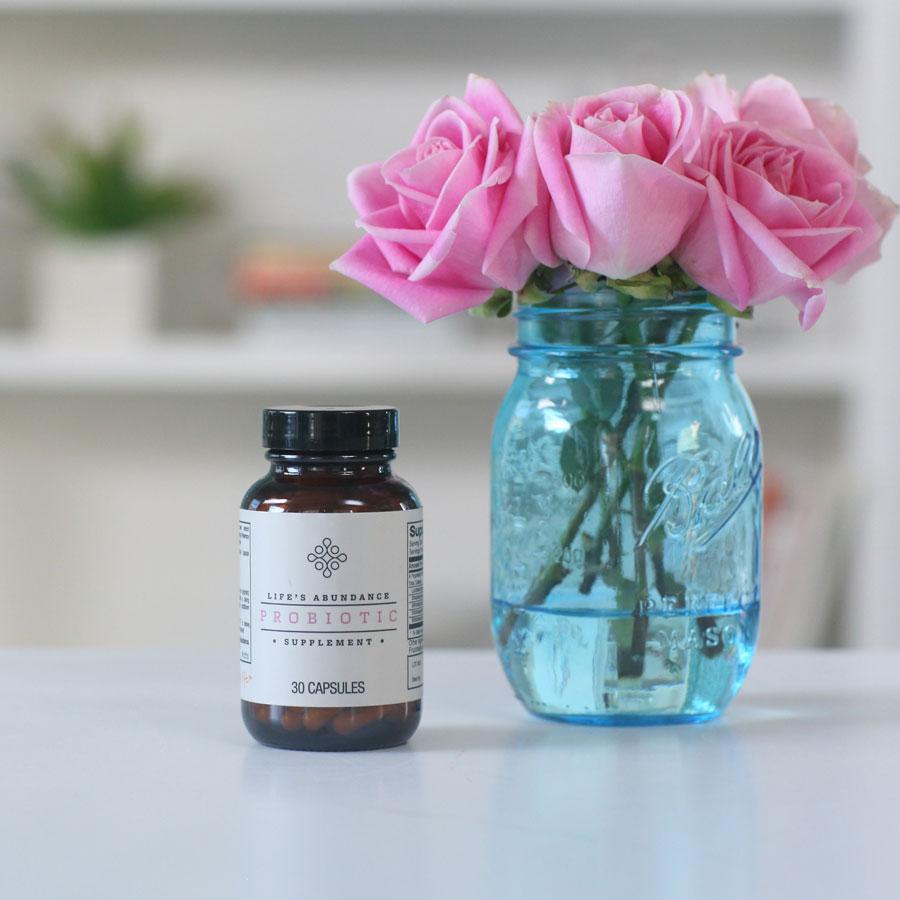 lifes abundance probiotic supplement