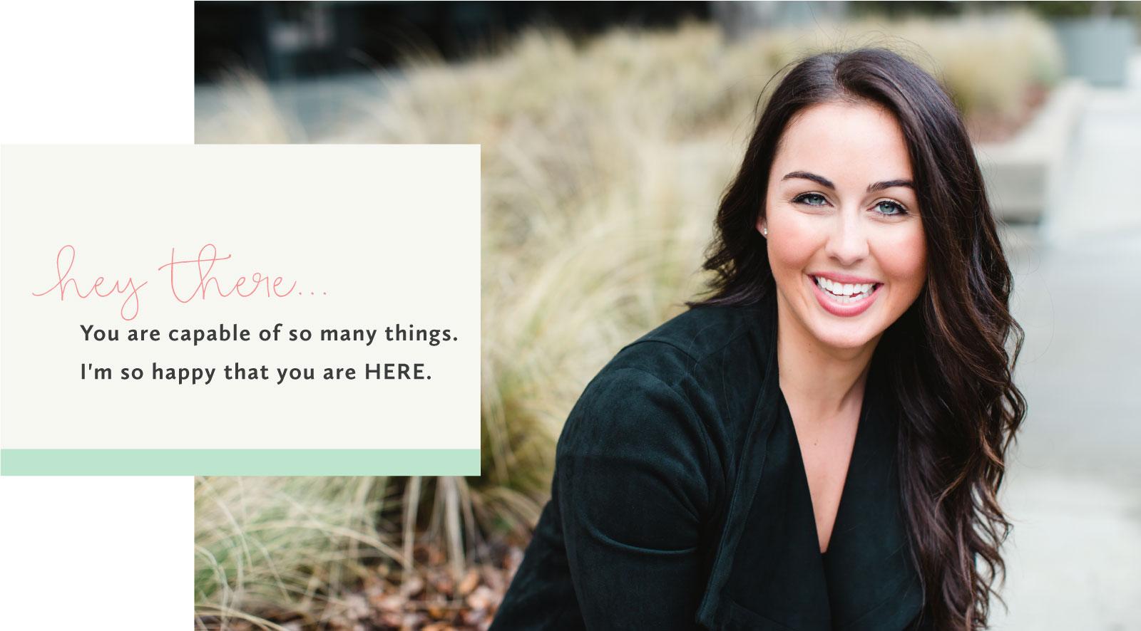 Meet Carolina Moser health coach