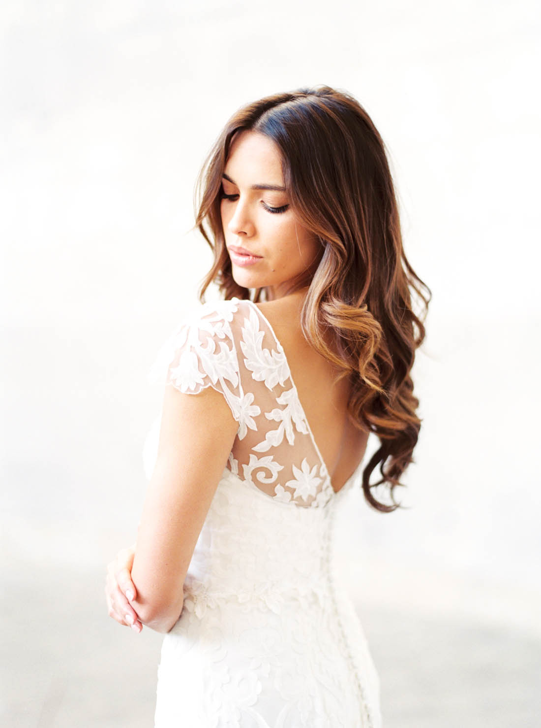 Anna Campbell Windsor Dress | Ceremony Collection