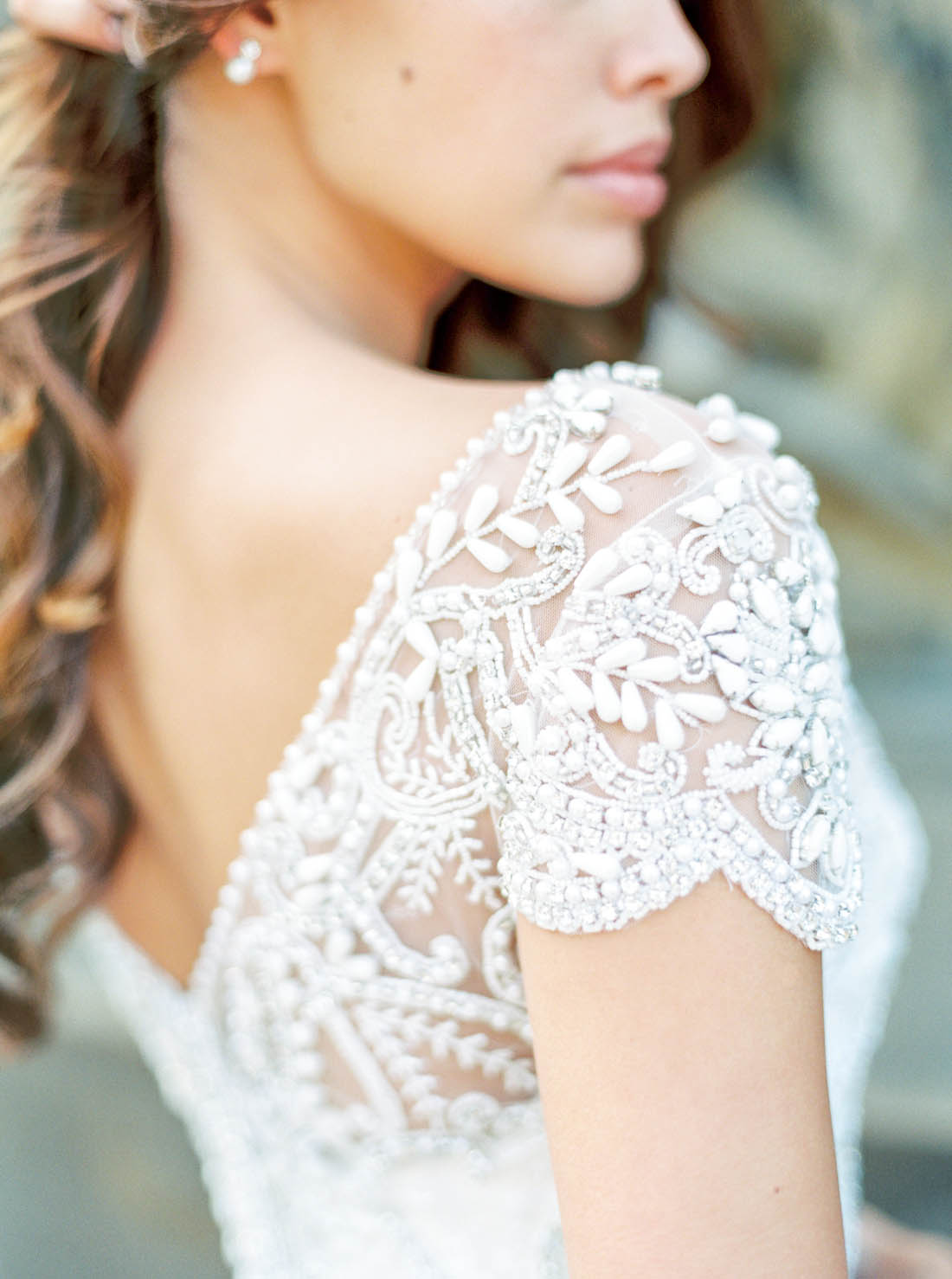 Anna Campbell Bridal Anna Dress | Ceremony Collection