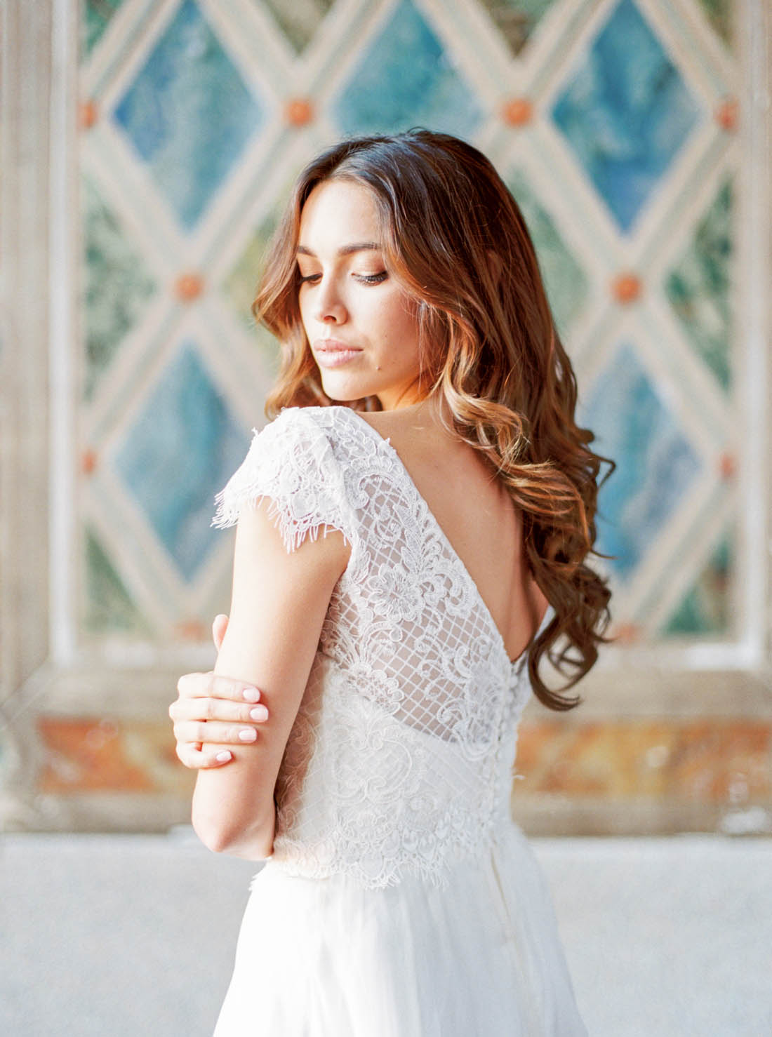 Anna Campbell Bridal Georgia Dress | Ceremony Collection