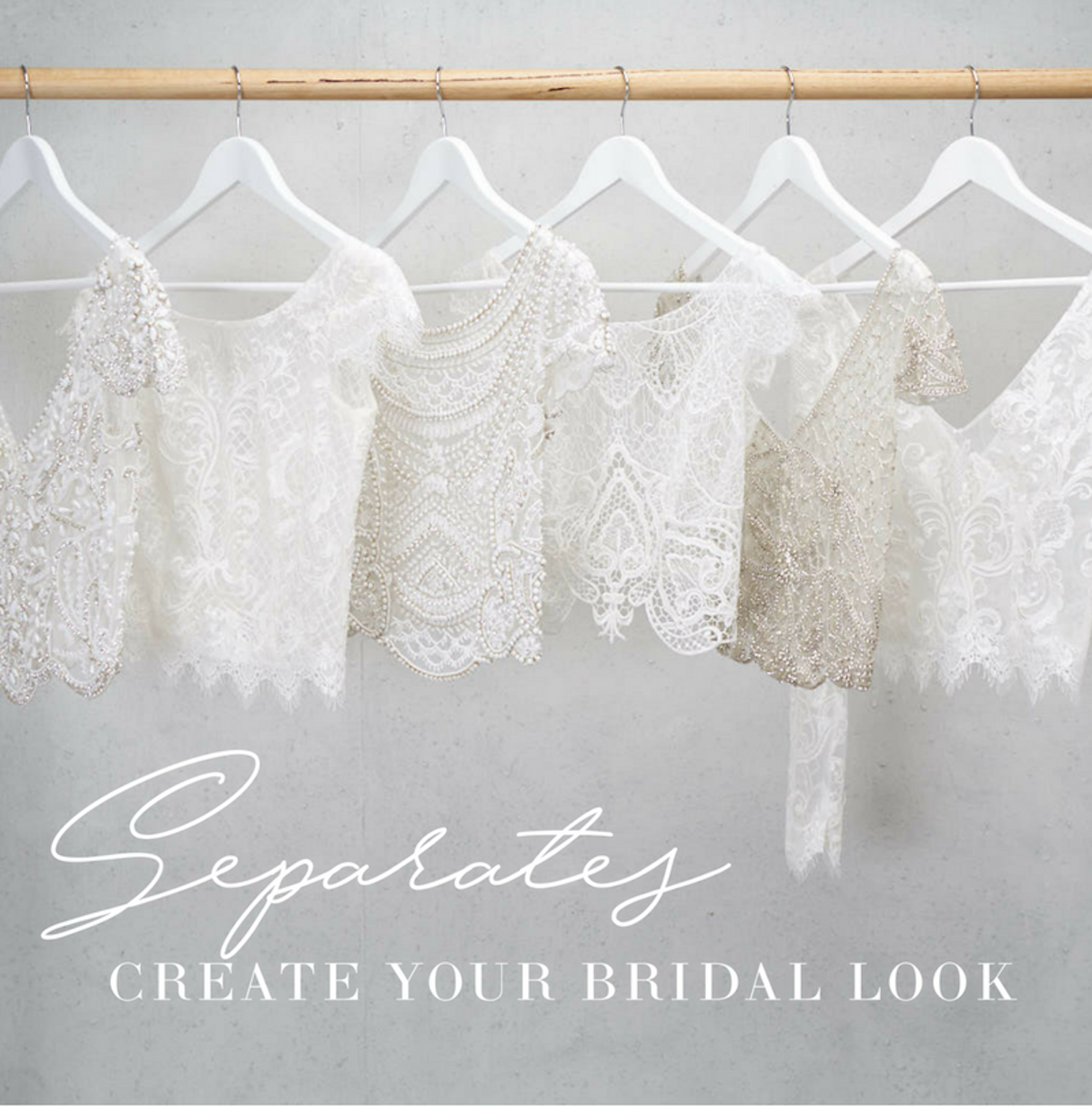Anna Campbell Bridal Separates