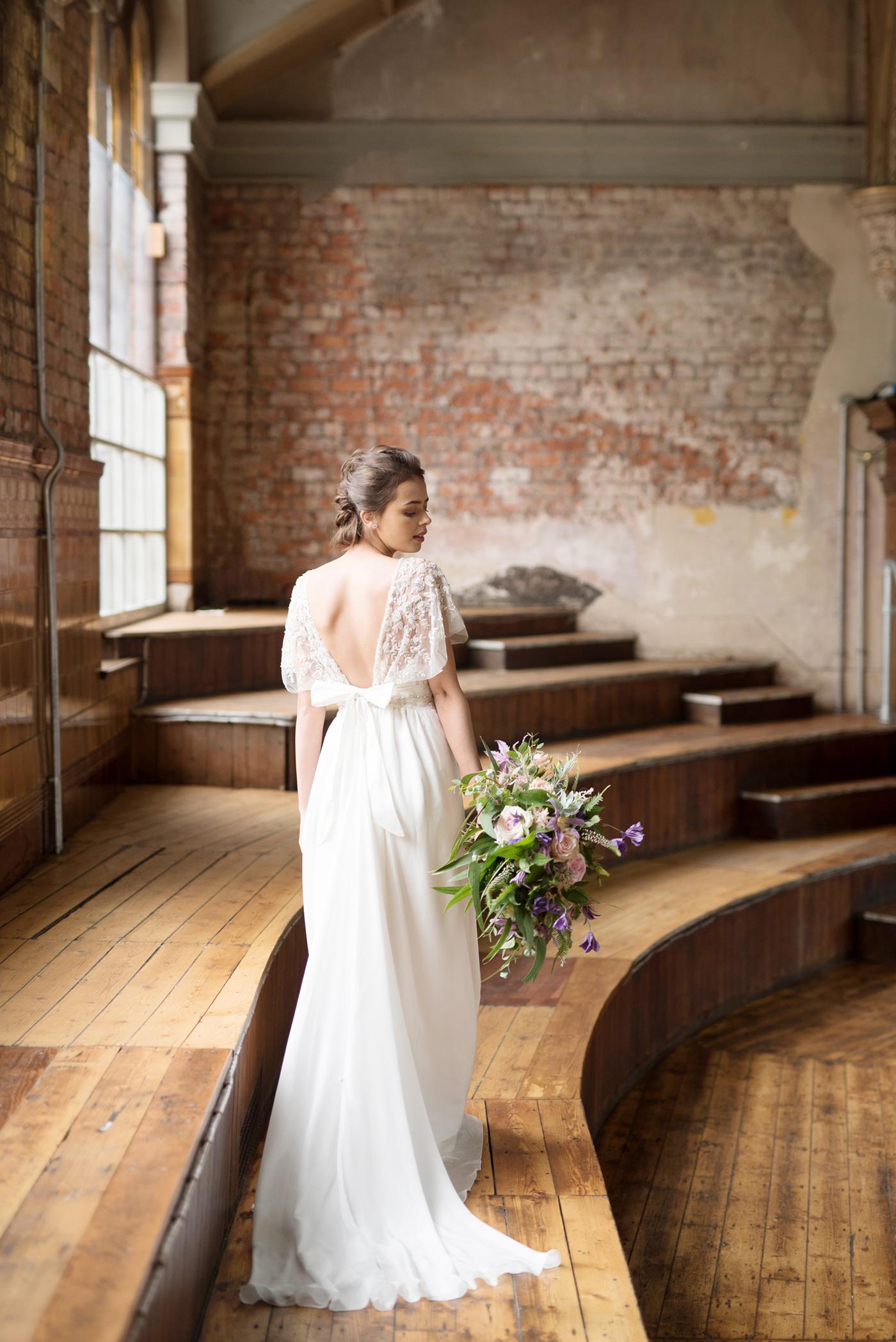 Anna Campbell Bridal   Adele Dress   Eternal Heart Collection