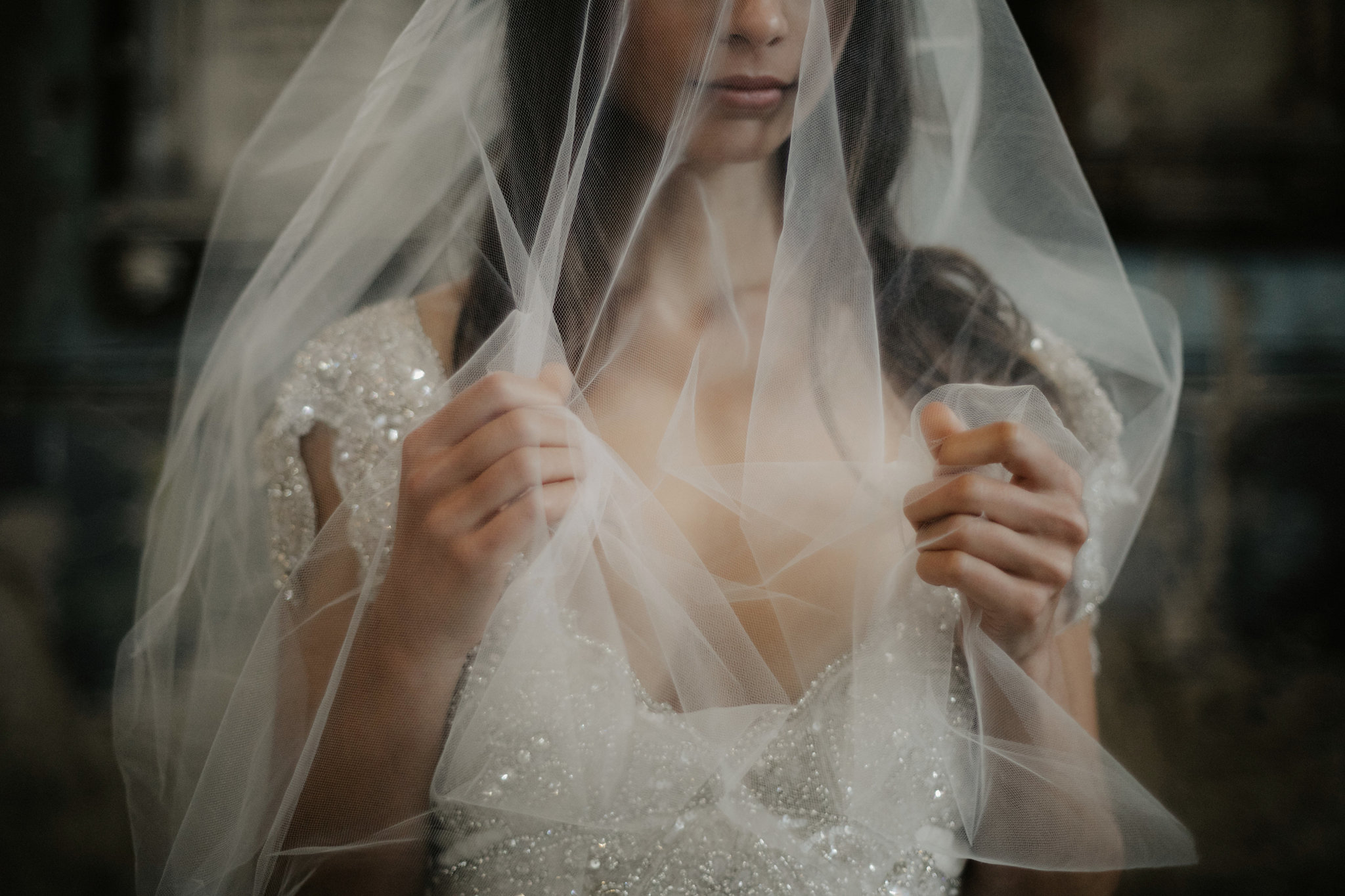 Anna Campbell Bridal Wedding Veils