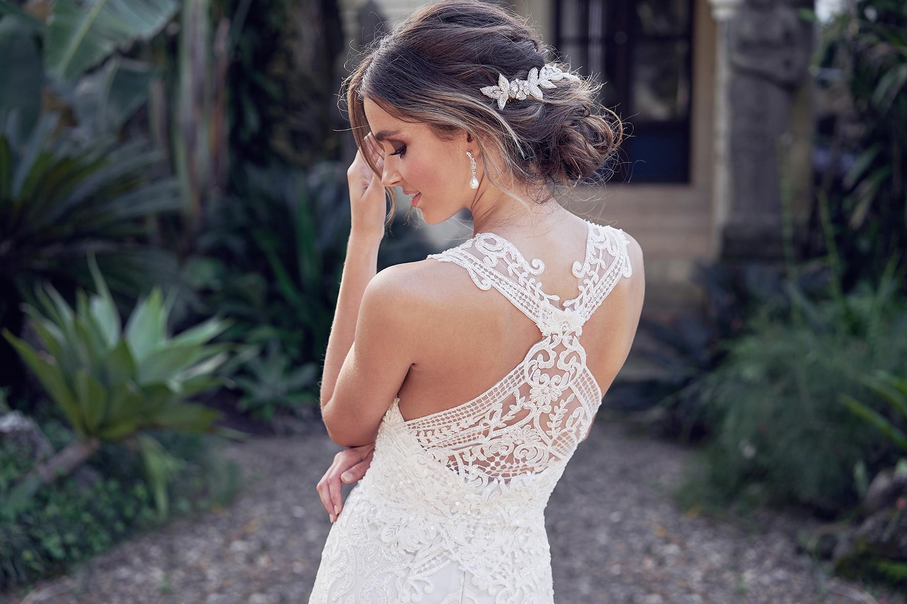 Anna Campbell Winter Dress | Wanderlust Collection