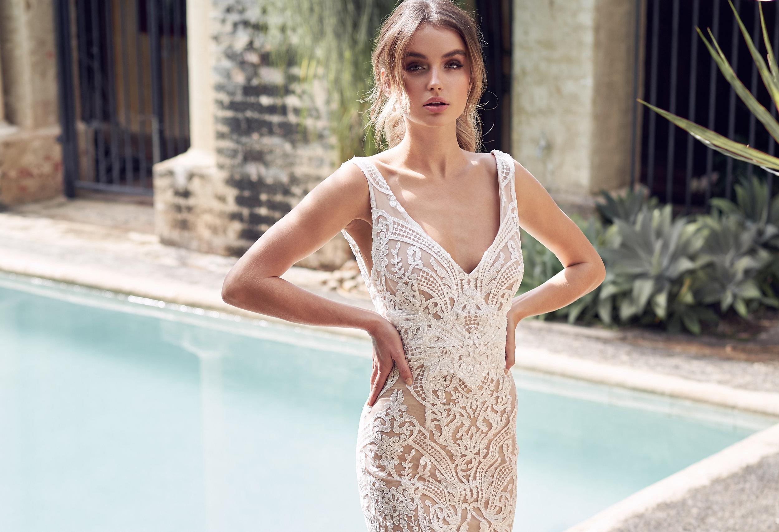 Anna Campbell Jamie Dress | Wanderlust Collection