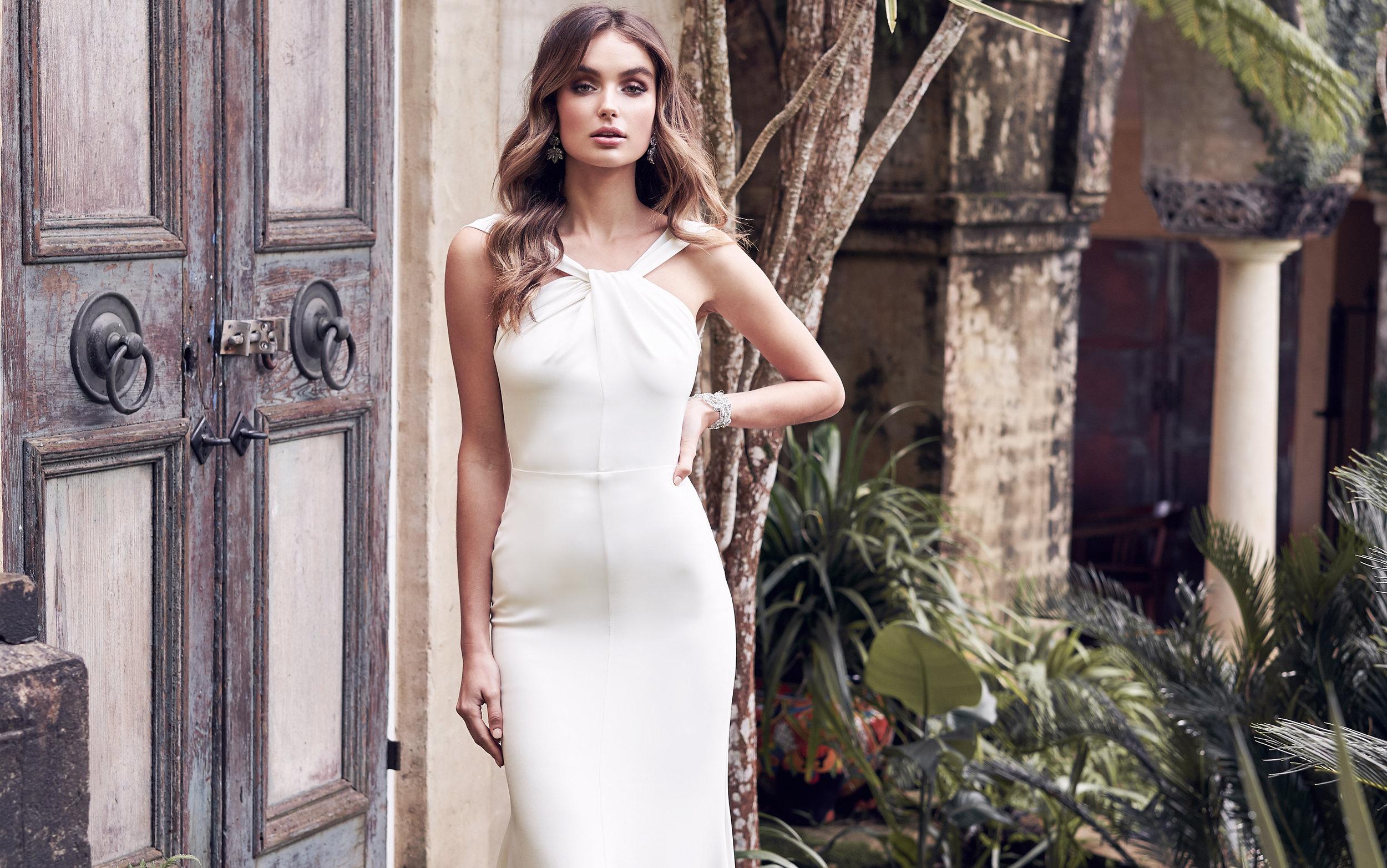 Anna Campbell Rebekah Dress | Wanderlust Collection