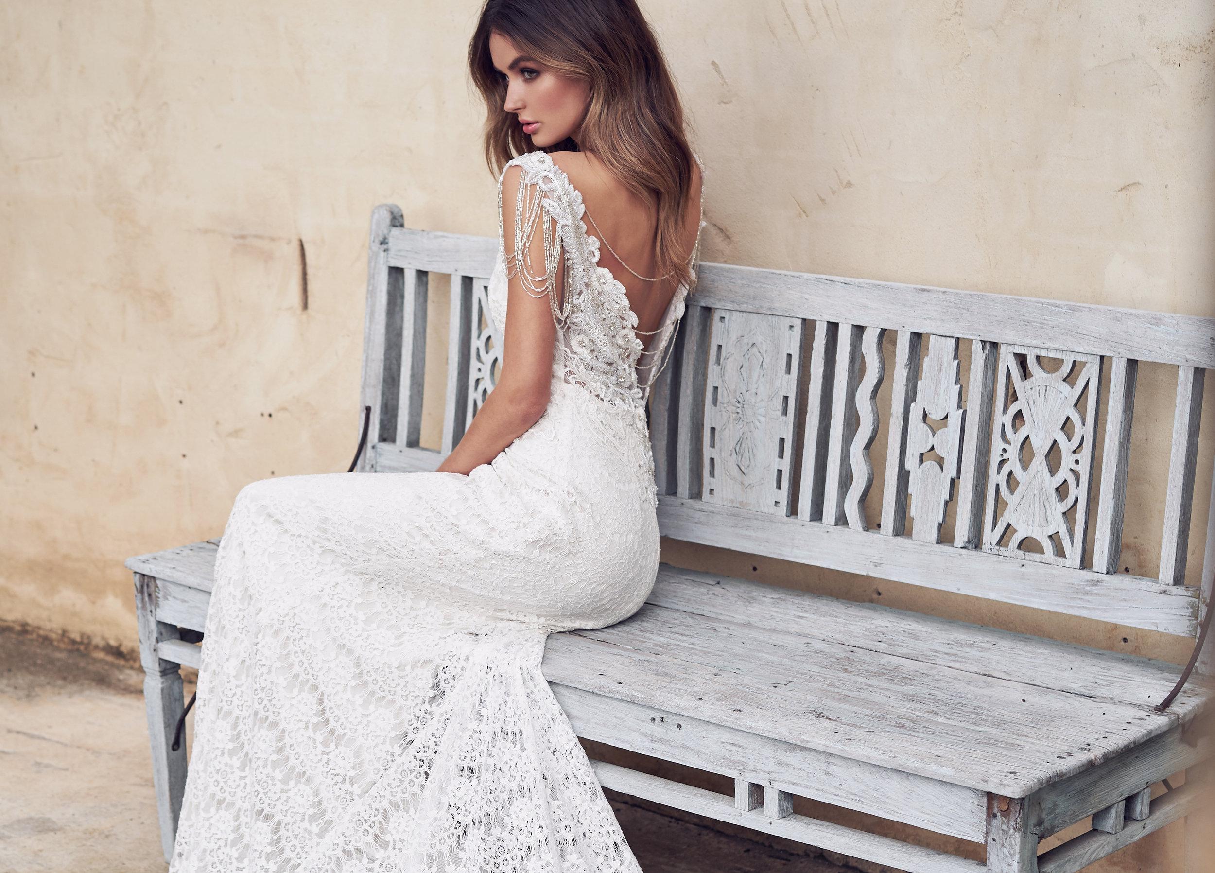 Anna Campbell Saasha Dress | Wanderlust Collection