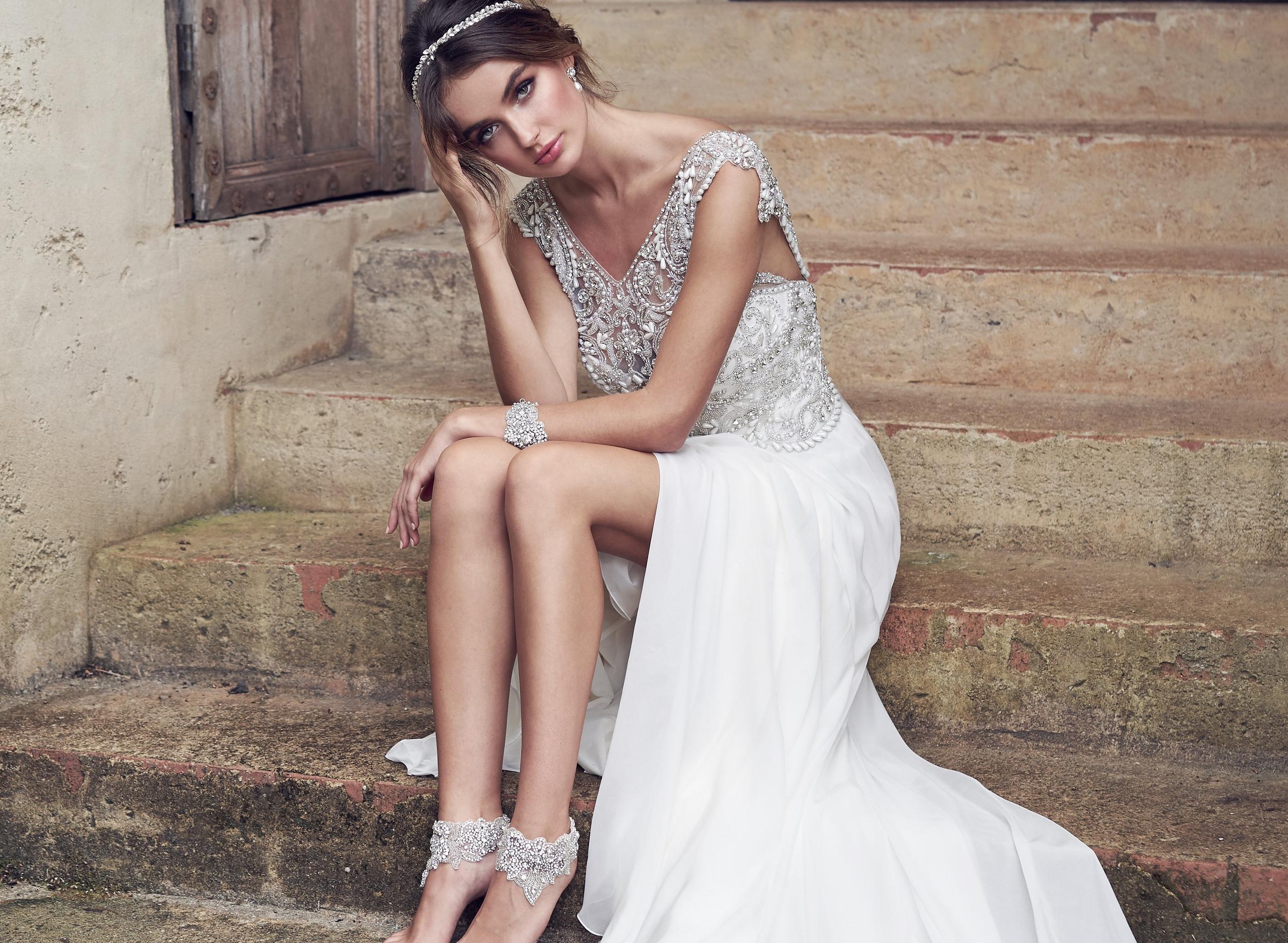 Anna Campbell Aria Dress | Wanderlust Dress
