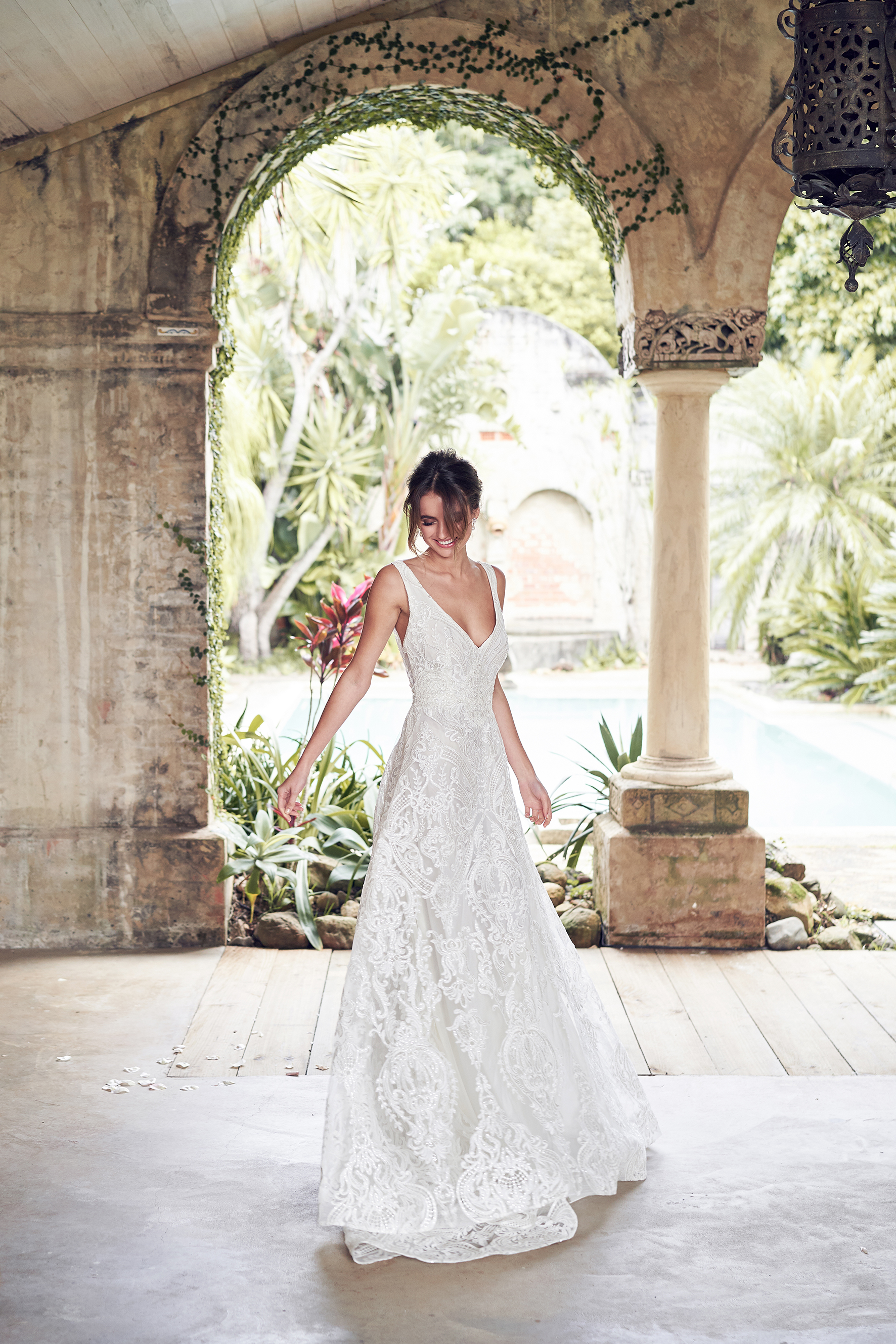 Copy of Anna Campbell Bridal Jamie Dress | Wanderlust Collection