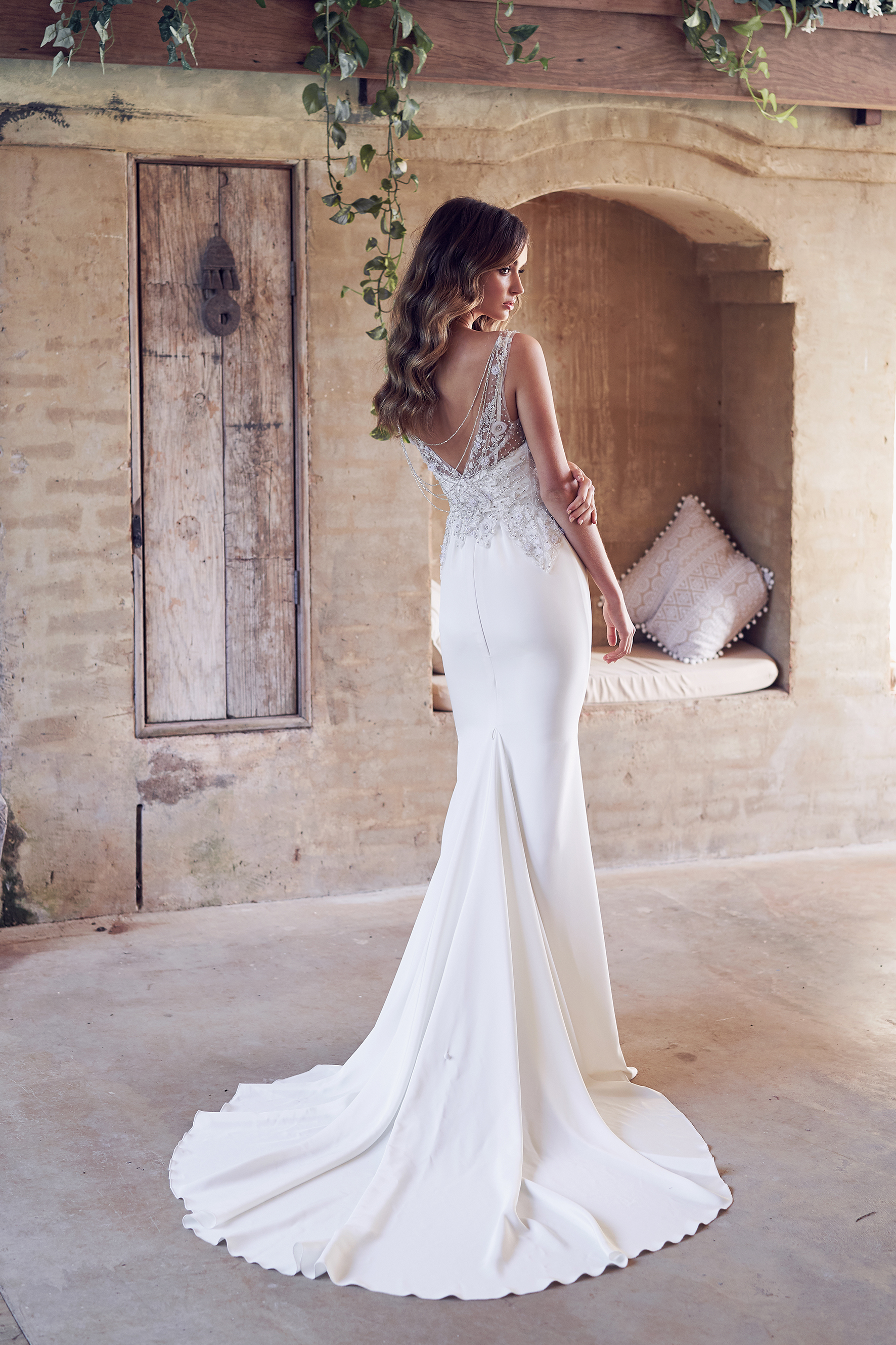 Anna Campbell Bridal Paige Dress | Wanderlust Collection