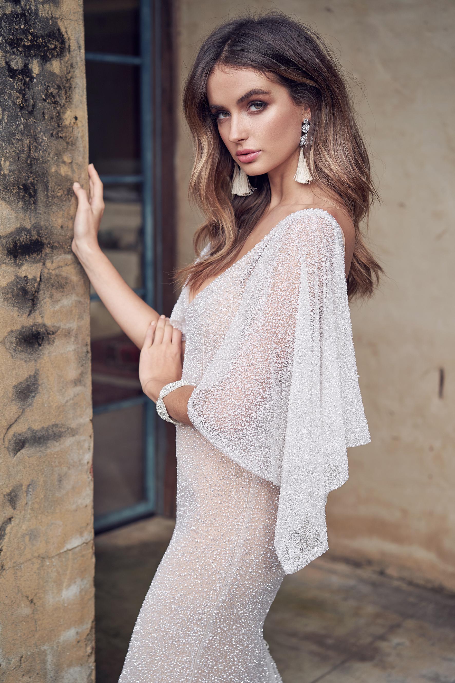 Anna Campbell Bridal Wanda Dress | Wanderlust Collection