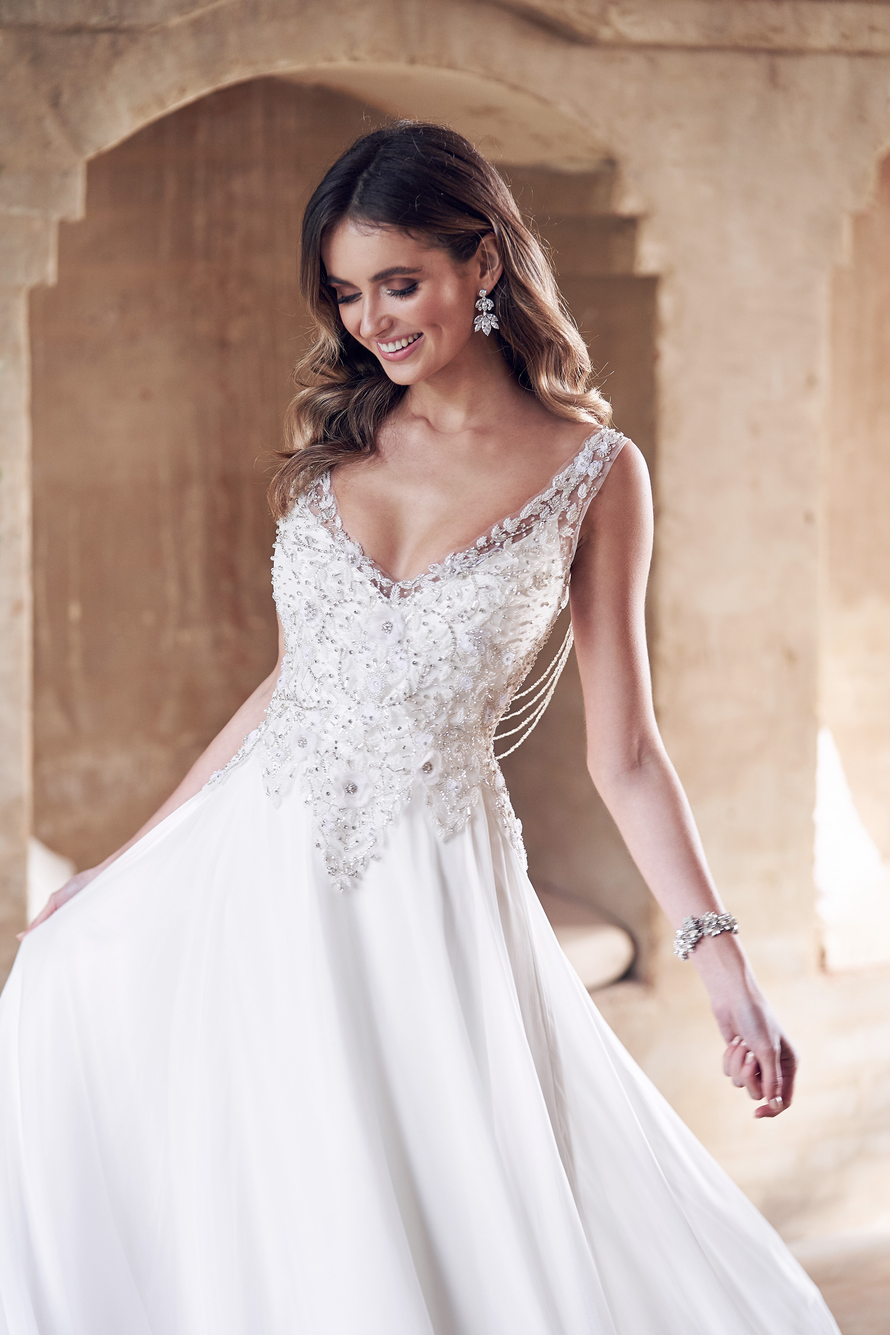 Anna Campbell Bridal | Wanderlust Collection | Paige Dress