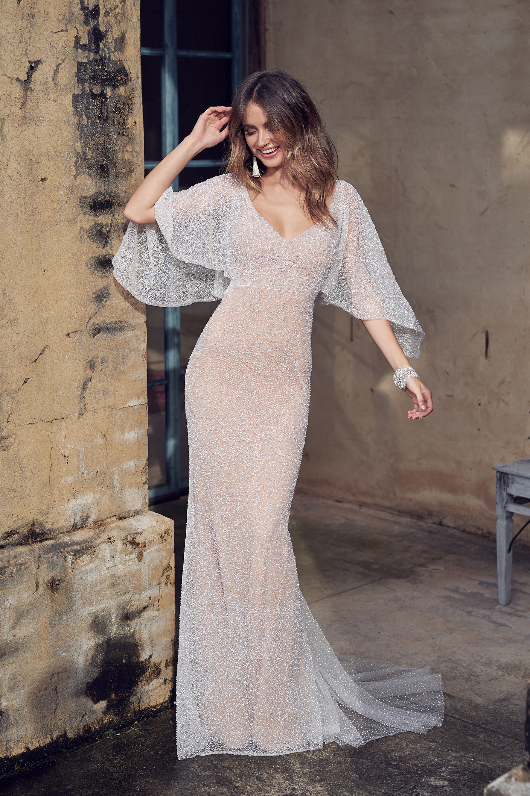 Anna Campbell Bridal | Wanda Dress | Wanderlust Collection