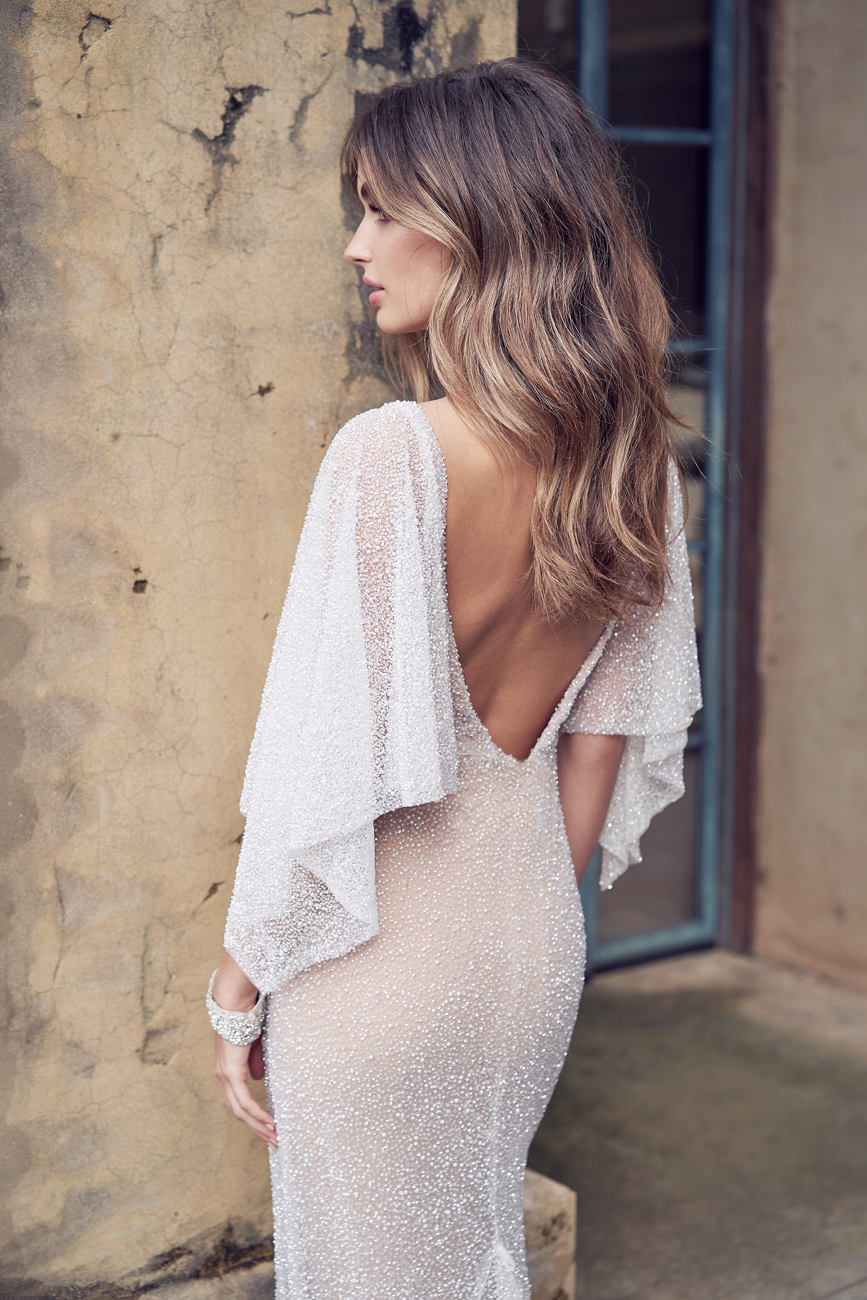 Anna Campbell Bridal | Embellished Wanda Dress | Wanderlust Collection
