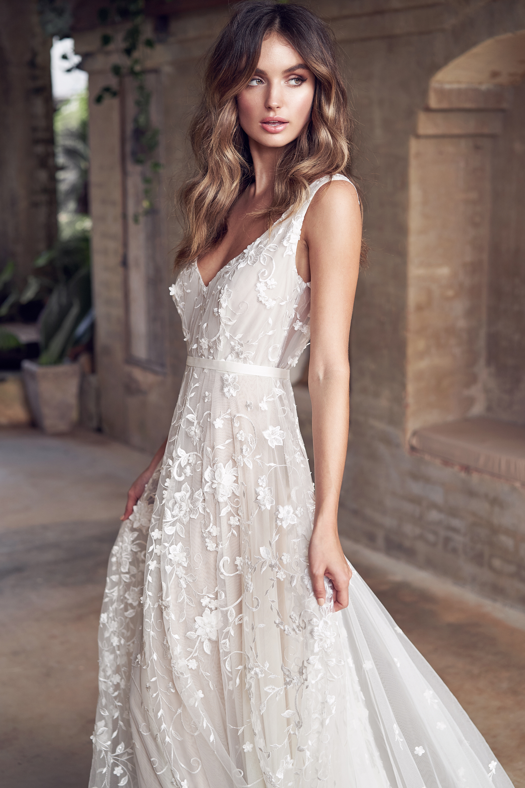Anna Campbell Bridal | Wanderlust Collection | Amelie Dress | orders@annacampbell.com.au