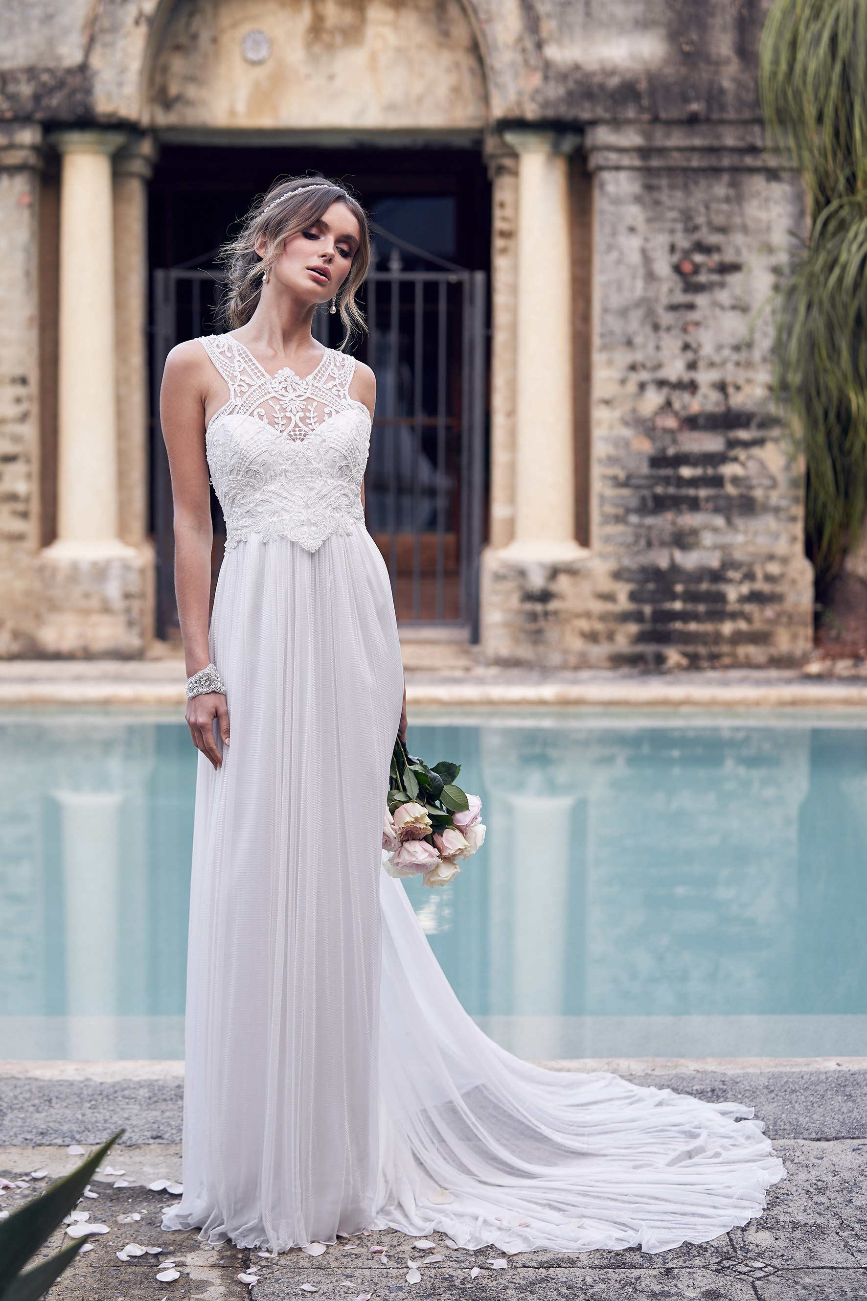 Anna Campbell Bridal | Wanderlust Collection | Winter Dress | orders@annacampbell.com.au