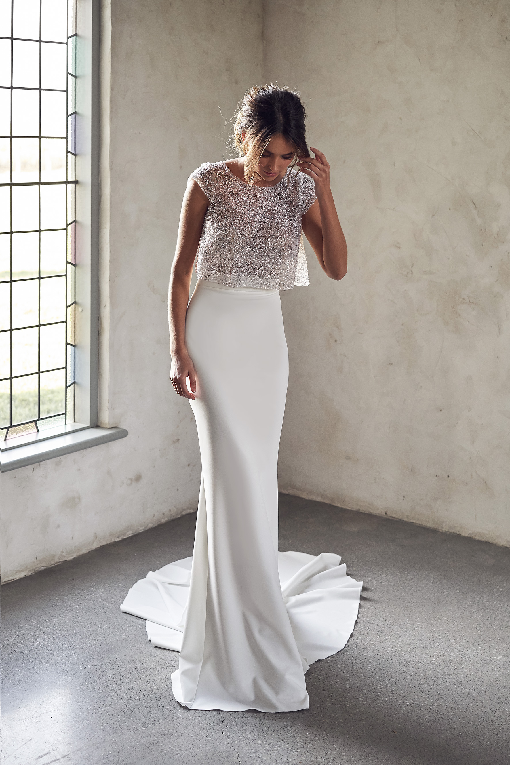 BRIDAL SEPARATES | DARCY SKIRT