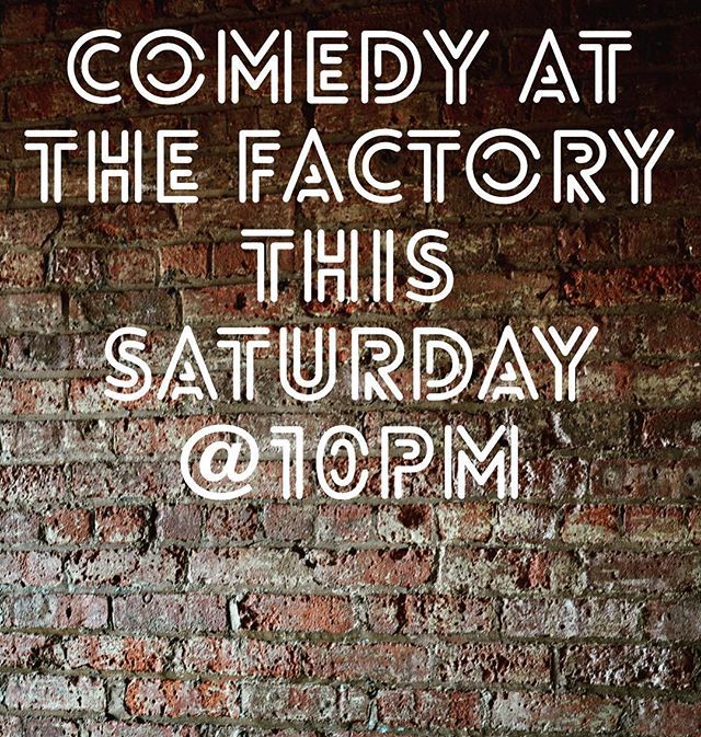 Comedy! Hosted by Mike Denny. #comedy #show #comedyshow #liveperformance #saturday #bk #brooklyn #queens #newyork #ny #nyc #bushwick #bar #craftbar #craft #food #burger #fries #cocktails #drinks #dranks #beer #wine