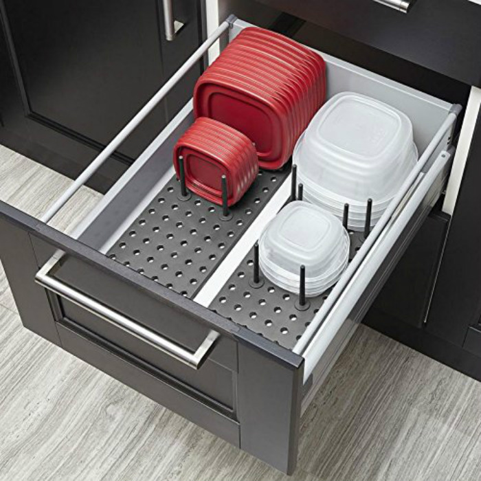 Lid Organizer from Umbra